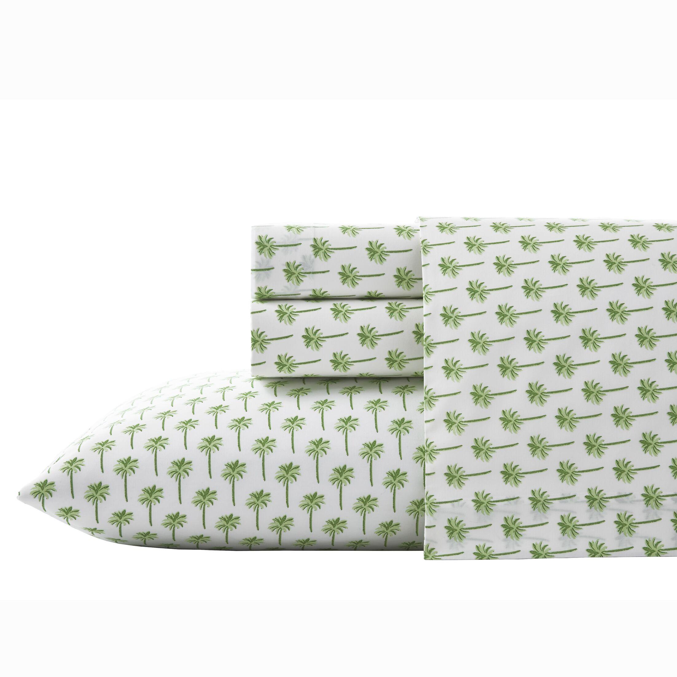 Fenwick 200 Thread Count 100% Cotton Sheet Set Size: King
