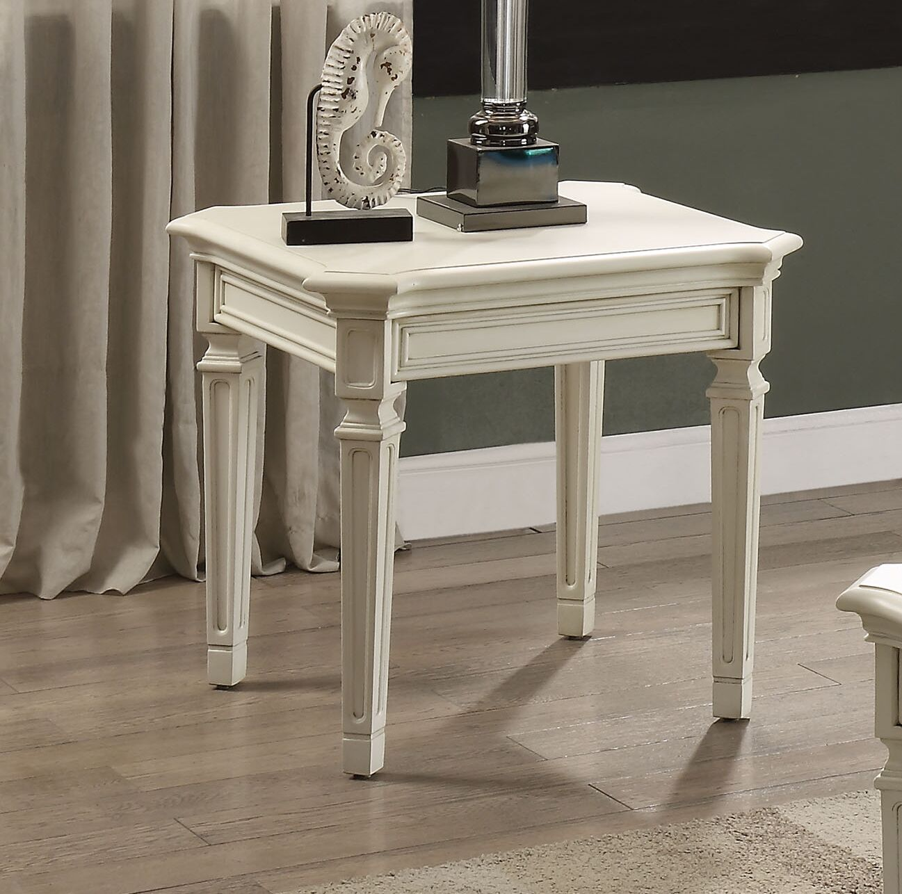 Pinkard End Table