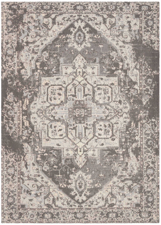 Chenault Gray Area Rug Rug Size: Rectangle 8' x 10'