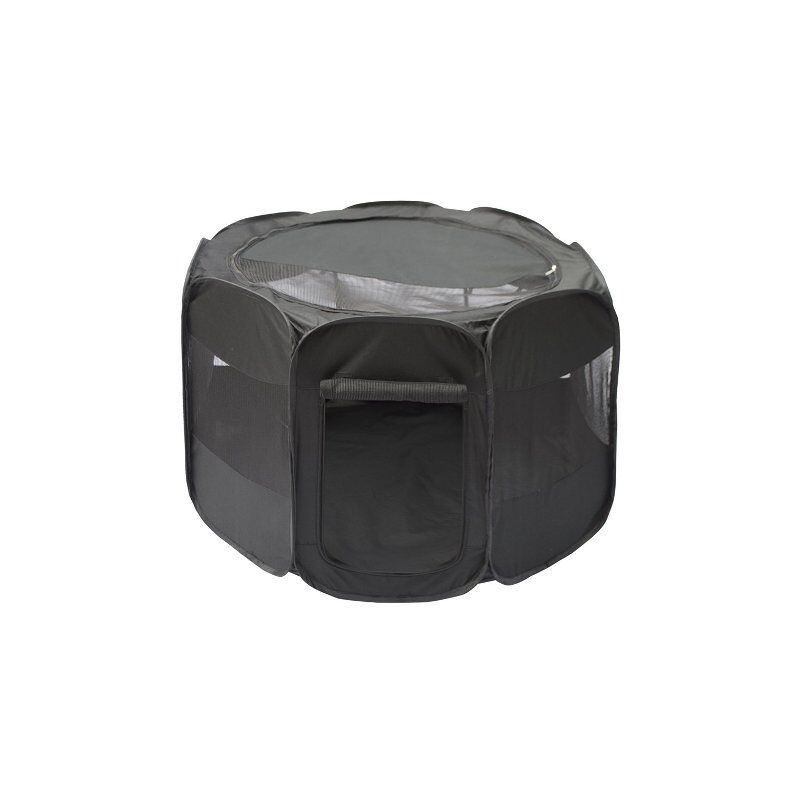 Octagon Exercise Kennel Play Pet Pen Size: 17