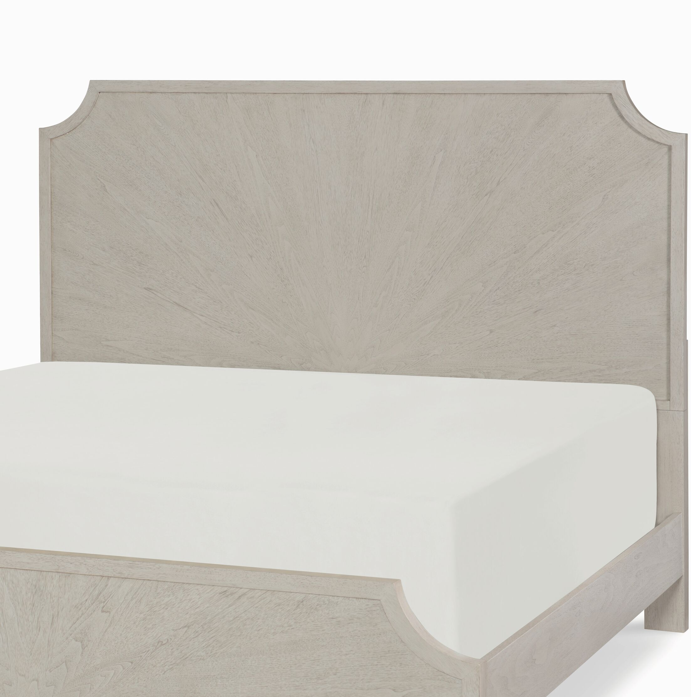 Cinema Panel Headboard Size: King