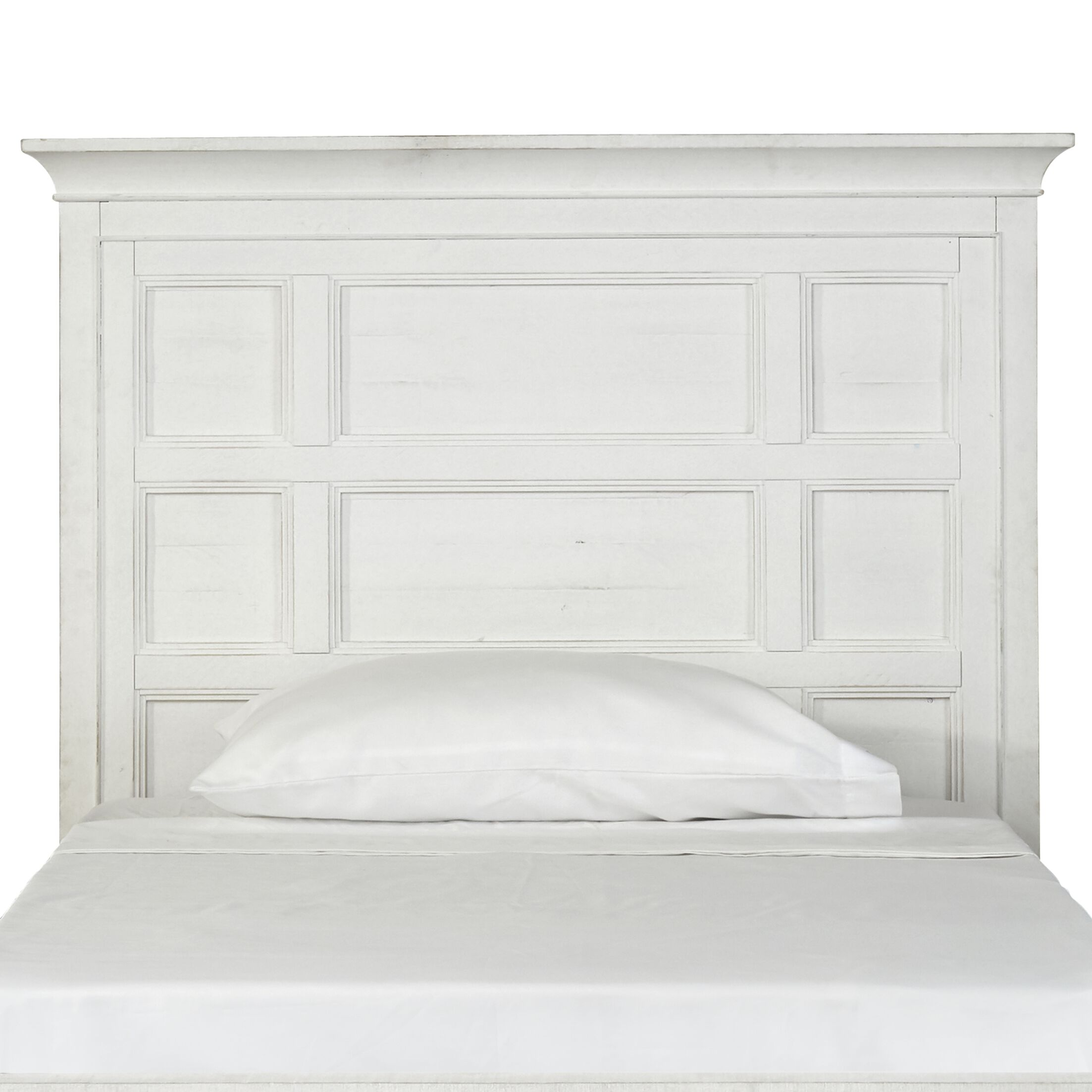 Cremeans Panel Headboard Size: Full