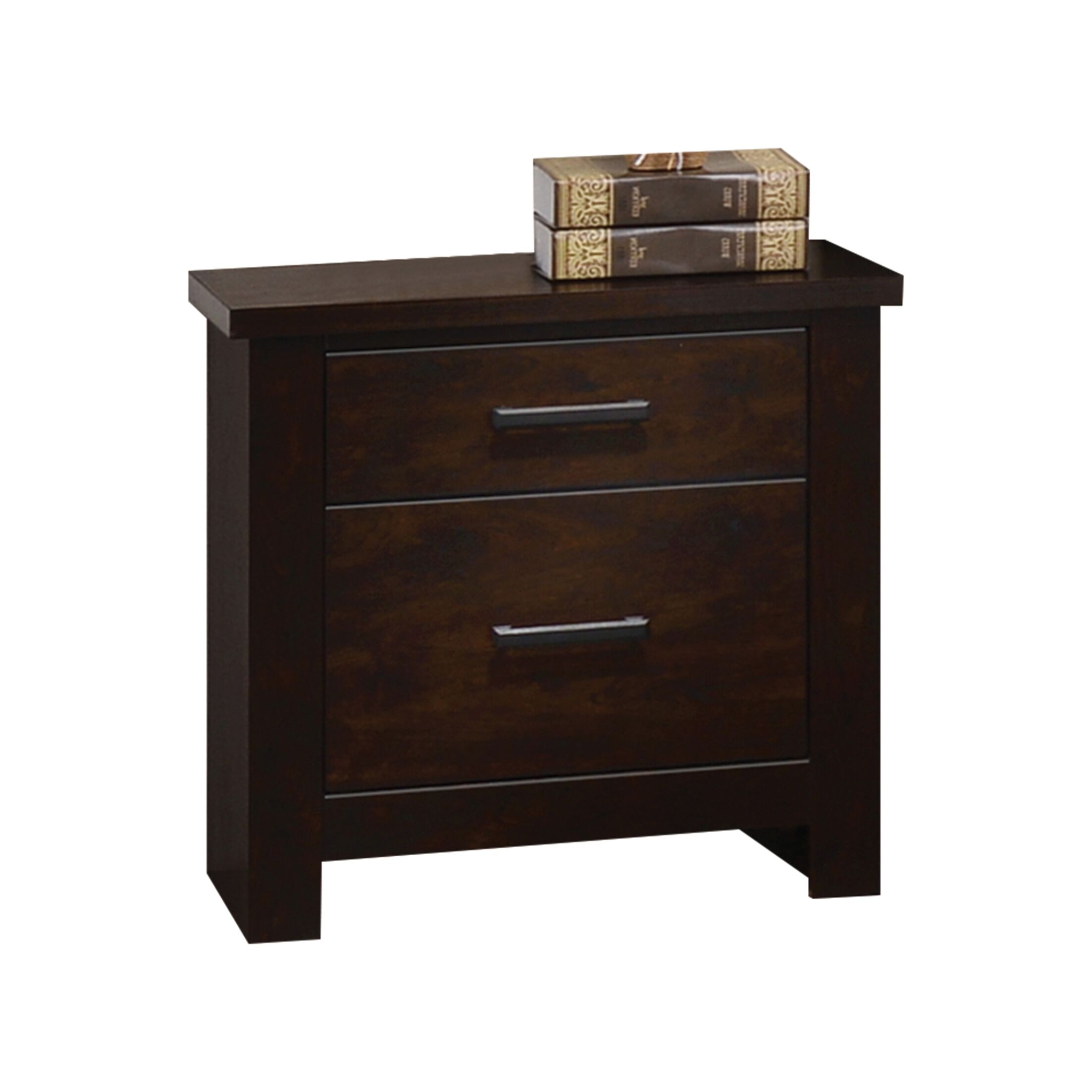 Palmore 2 Drawer Nightstand