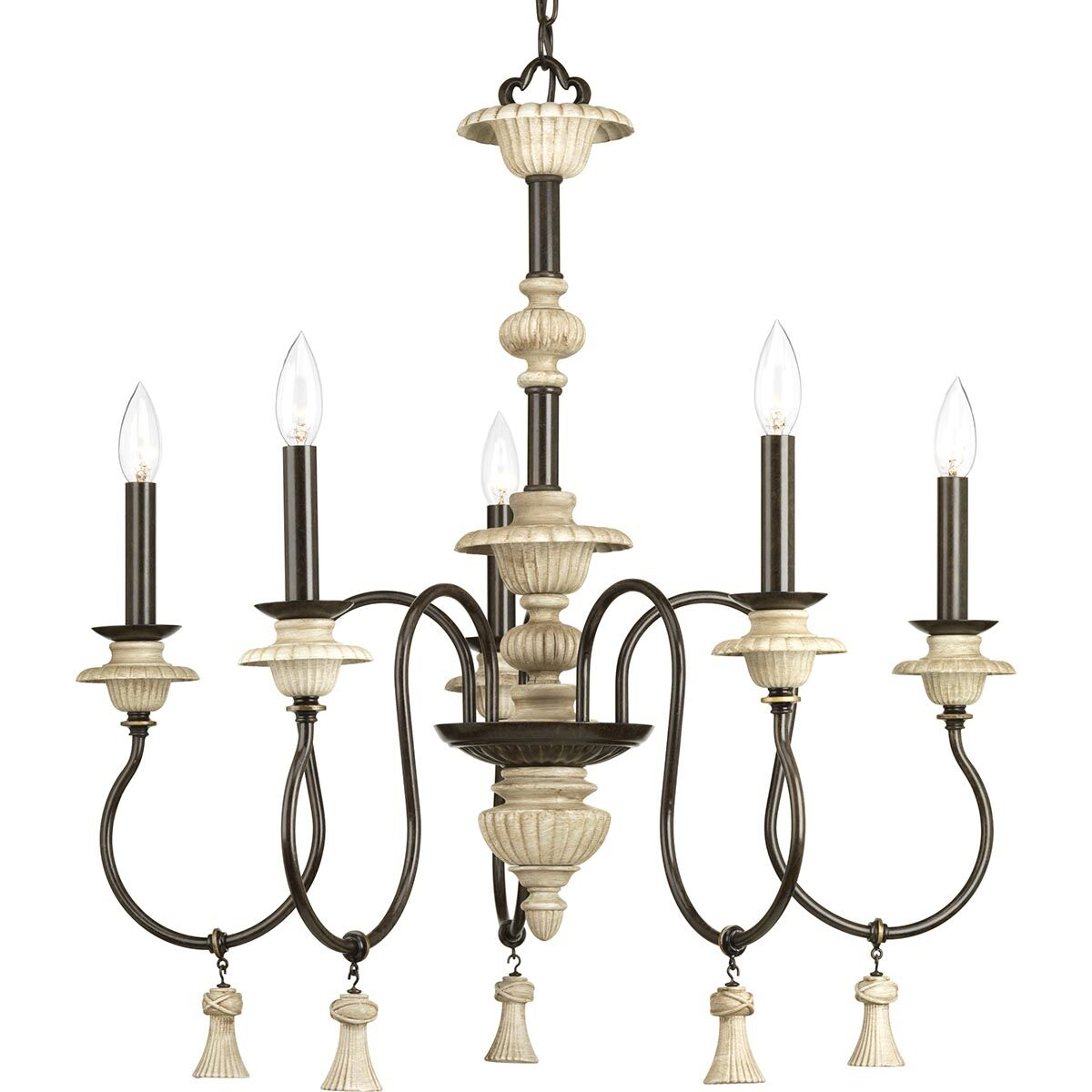 Kanode 5-Light Chandelier