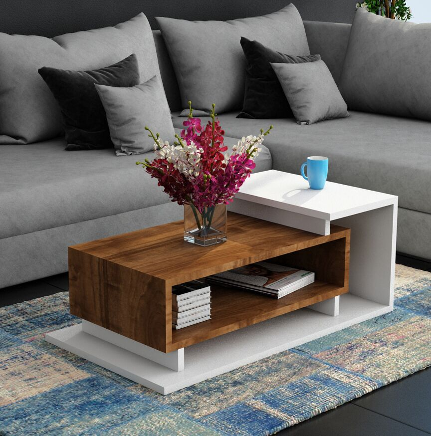 Colindas Coffee Table Table Top Color: Walnut