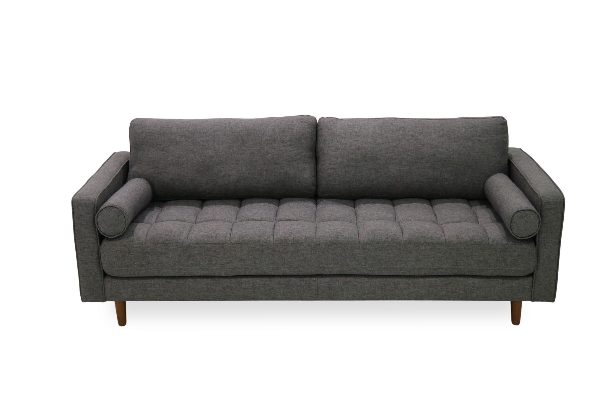 Gafford Sofa Upholstery: Seaside Gray
