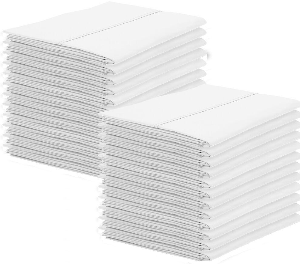 Galante Pillowcase Color: White, Size: Standard