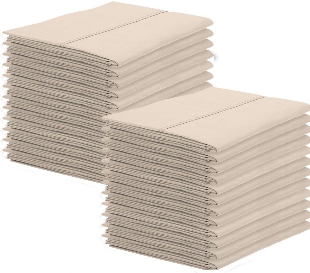 Galante Pillowcase Color: Sand, Size: Standard