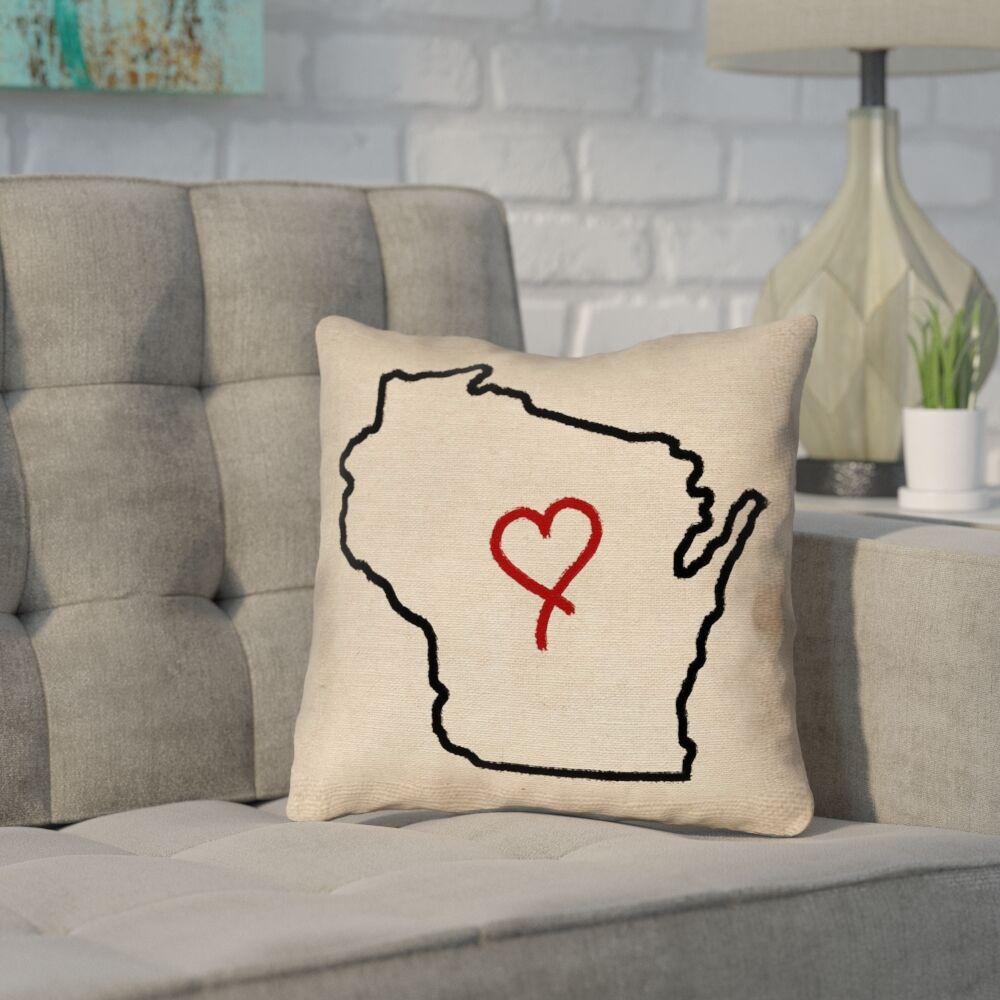 Sherilyn Wisconsin Love Outline Size: 40