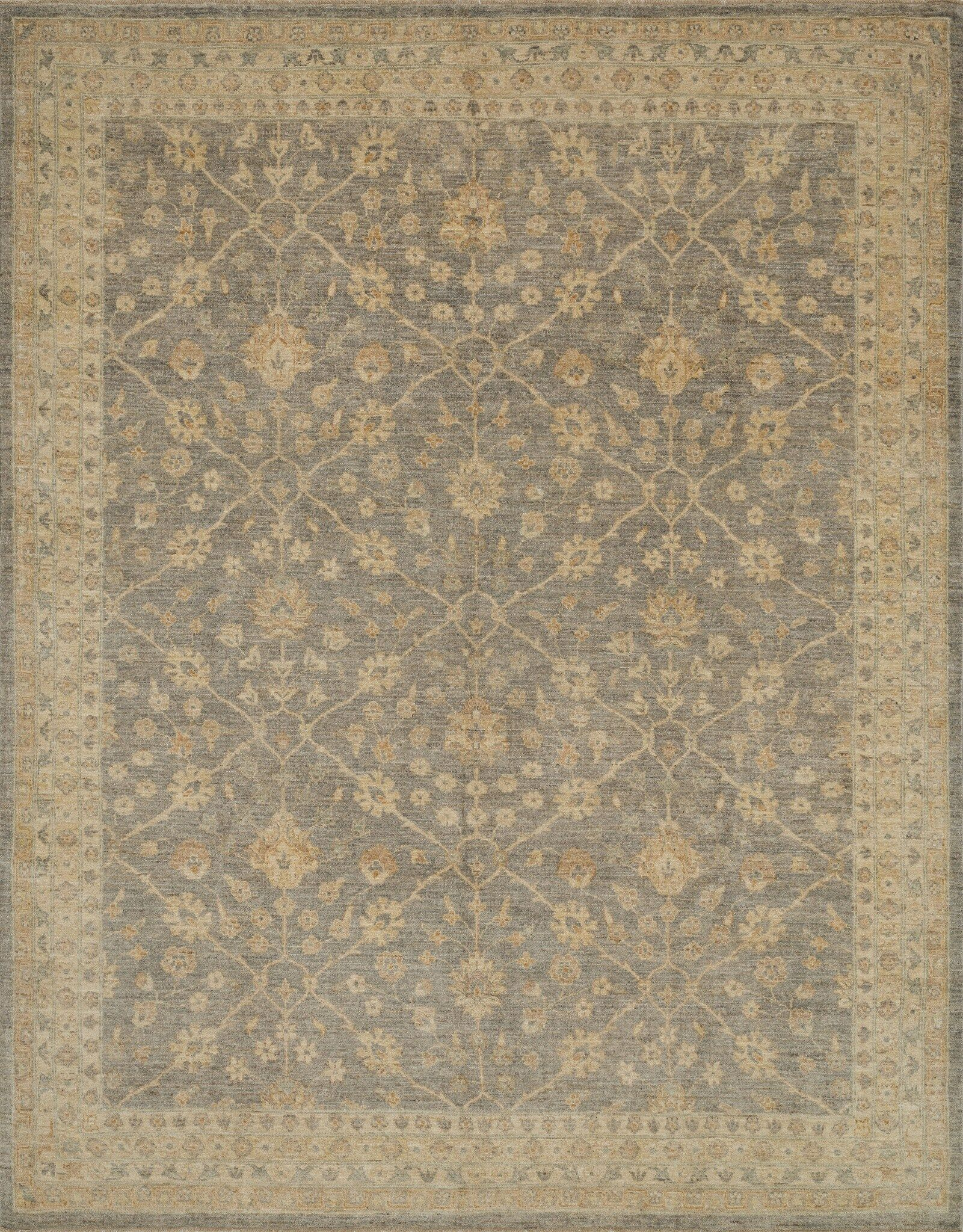 Mina H Woven Wool  Area Rug Rug Size: Rectangle 4' x 6'