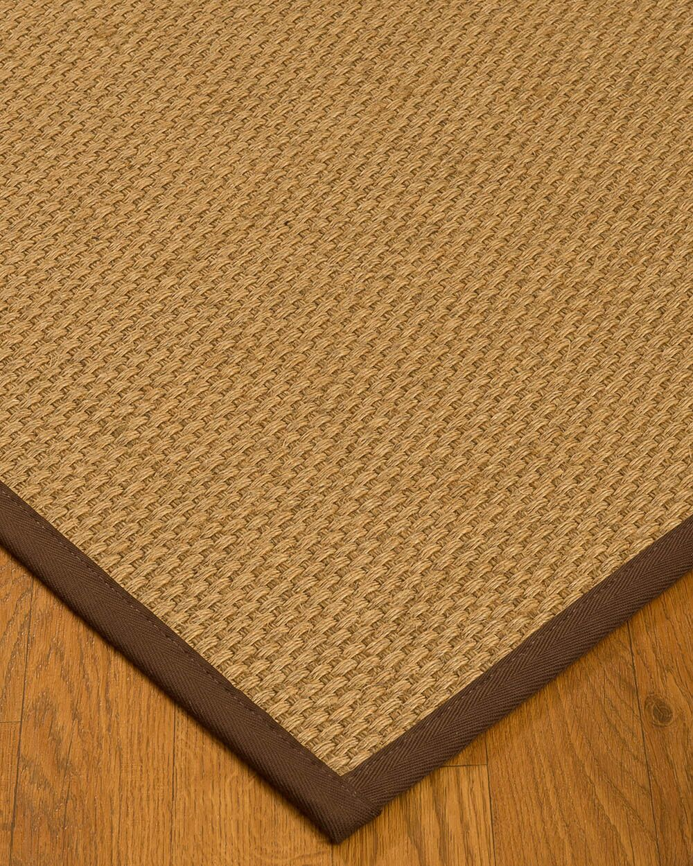 Kimpel Hand-Woven Beige Area Rug Rug Size: Rectangle 3' x 5'