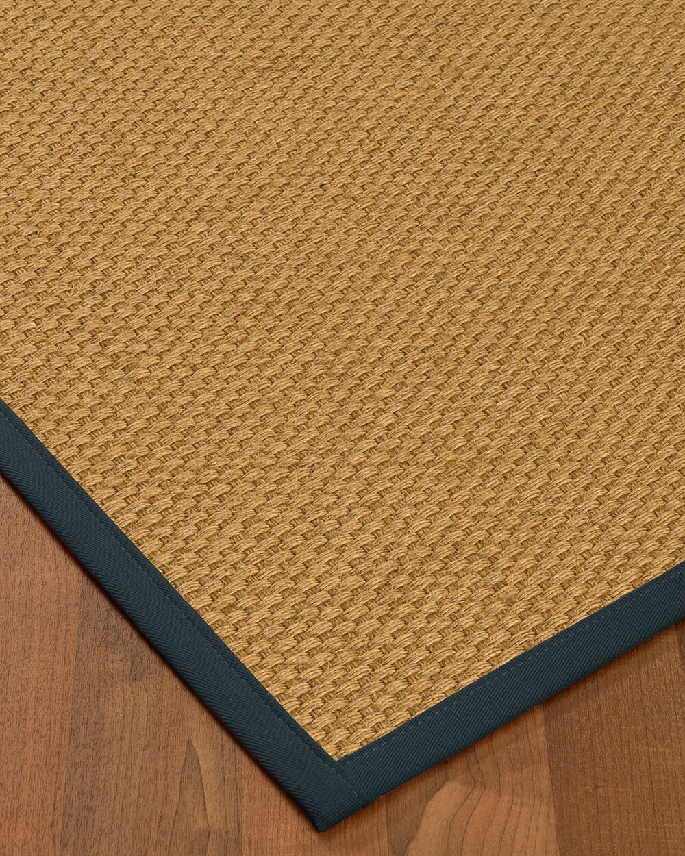 Kimpel Hand-Woven Beige Area Rug Rug Size: Rectangle 8' x 10'