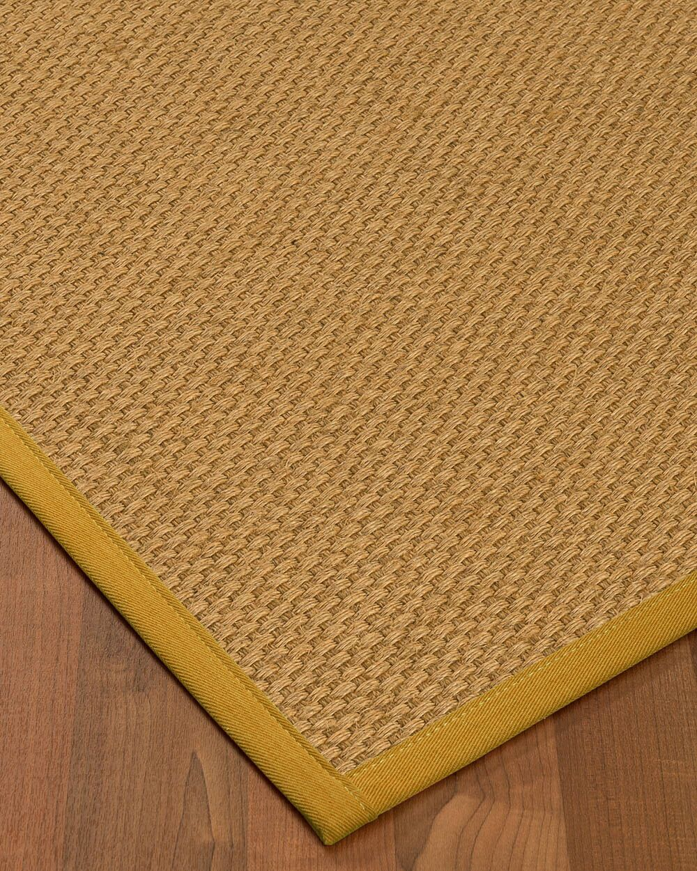 Kimpel Hand-Woven Beige Area Rug Rug Size: Rectangle 9' x 12'