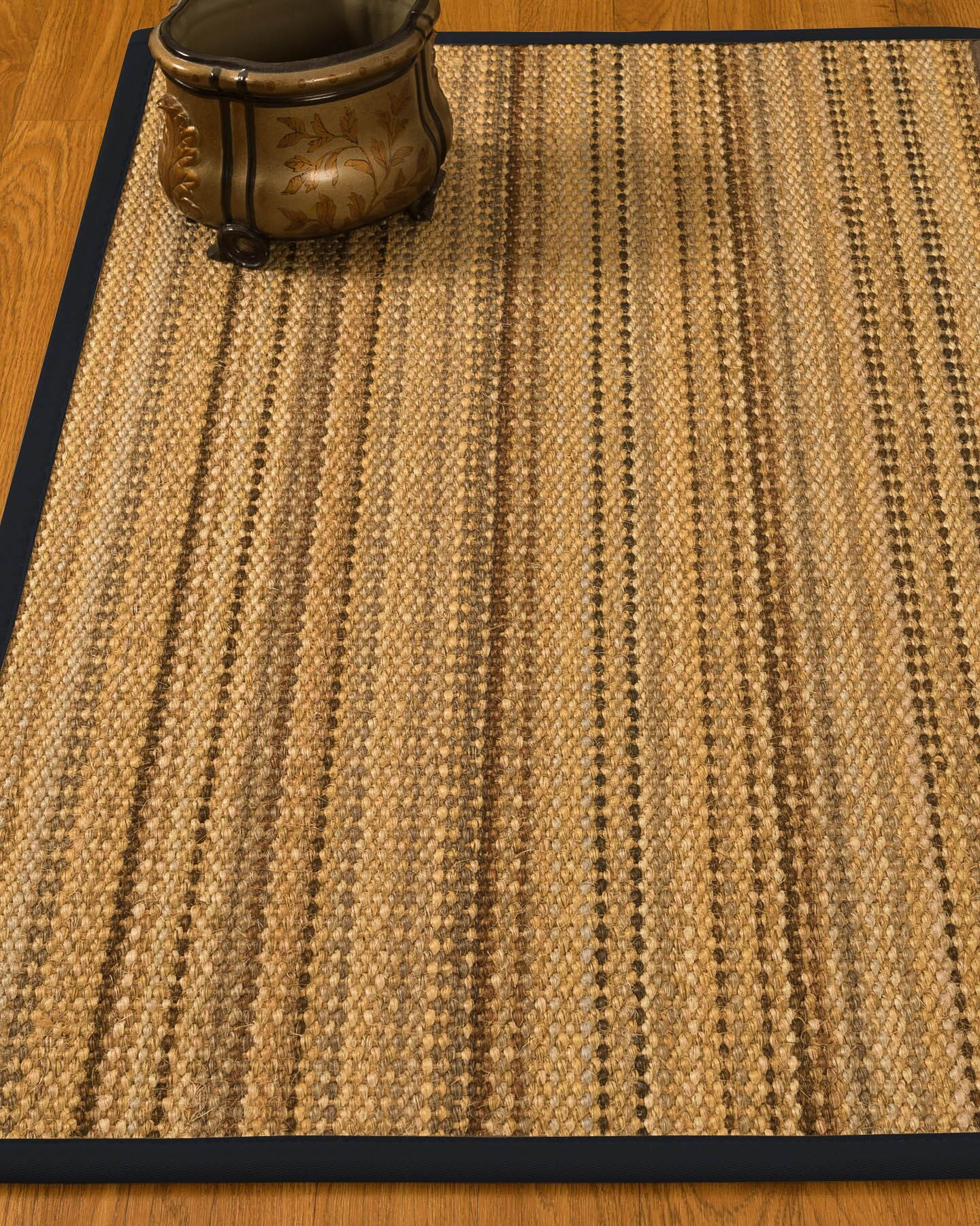 Kimmel Hand-Woven Beige Area Rug Rug Size: Rectangle 9' x 12'