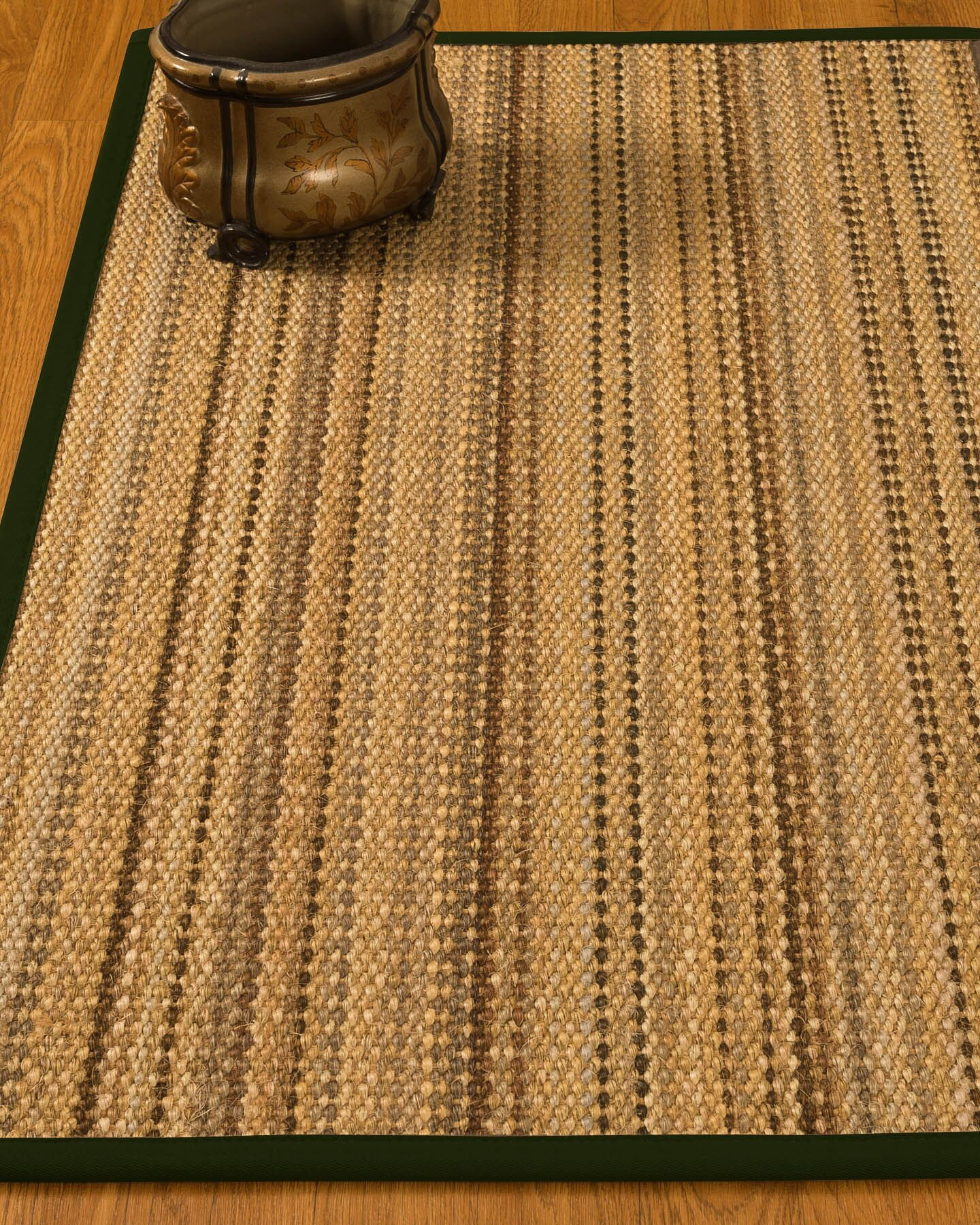 Kimmel Hand-Woven Beige Area Rug Rug Size: Rectangle 5' x 8'