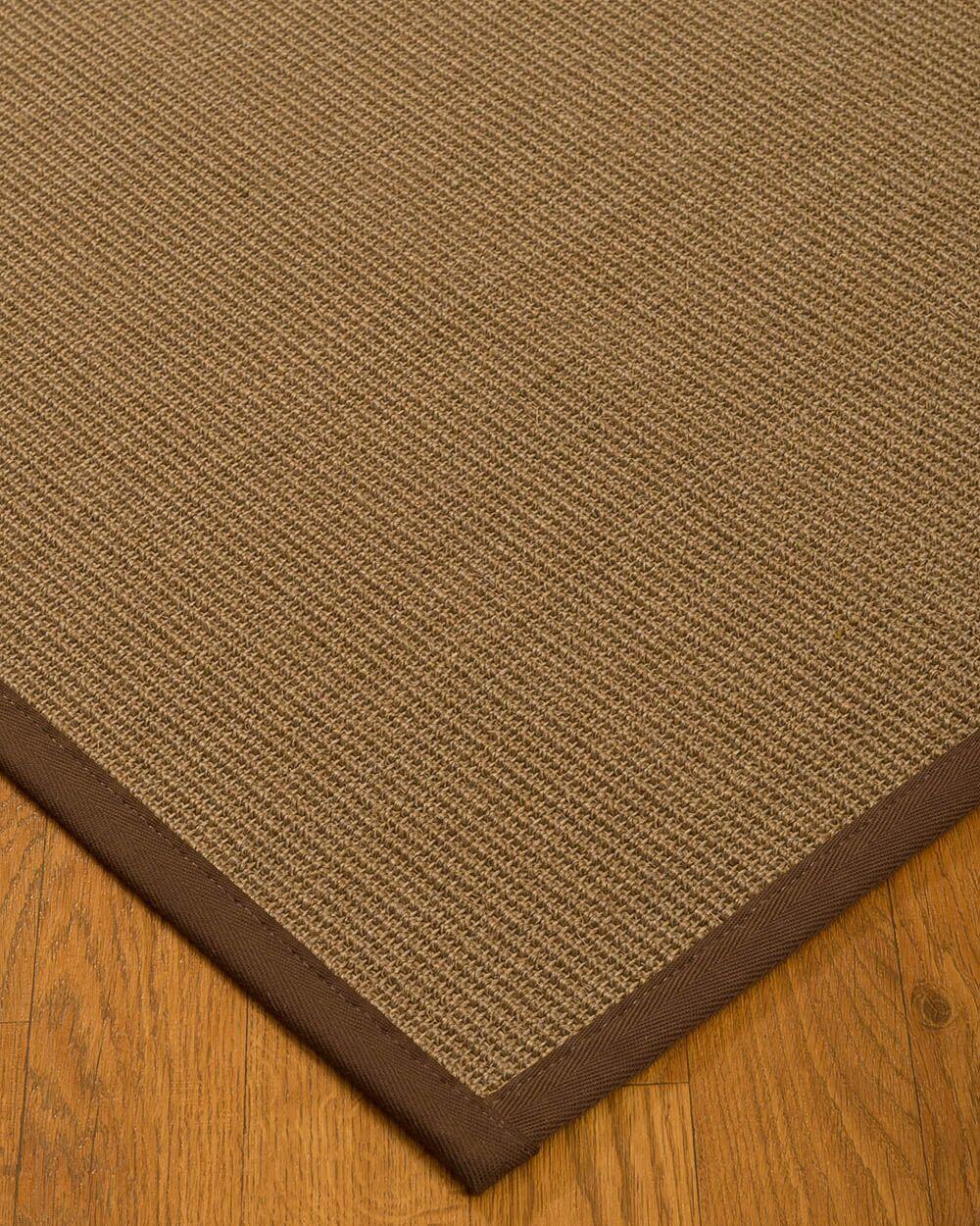 Chadbourne Hand-Woven Beige Area Rug Rug Size: Rectangle 6' x 9'