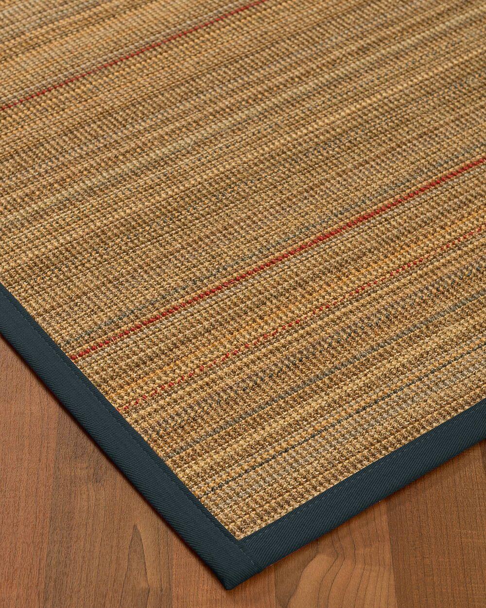 Kimble Hand-Woven Beige Area Rug Rug Size: Rectangle 12' x 15'