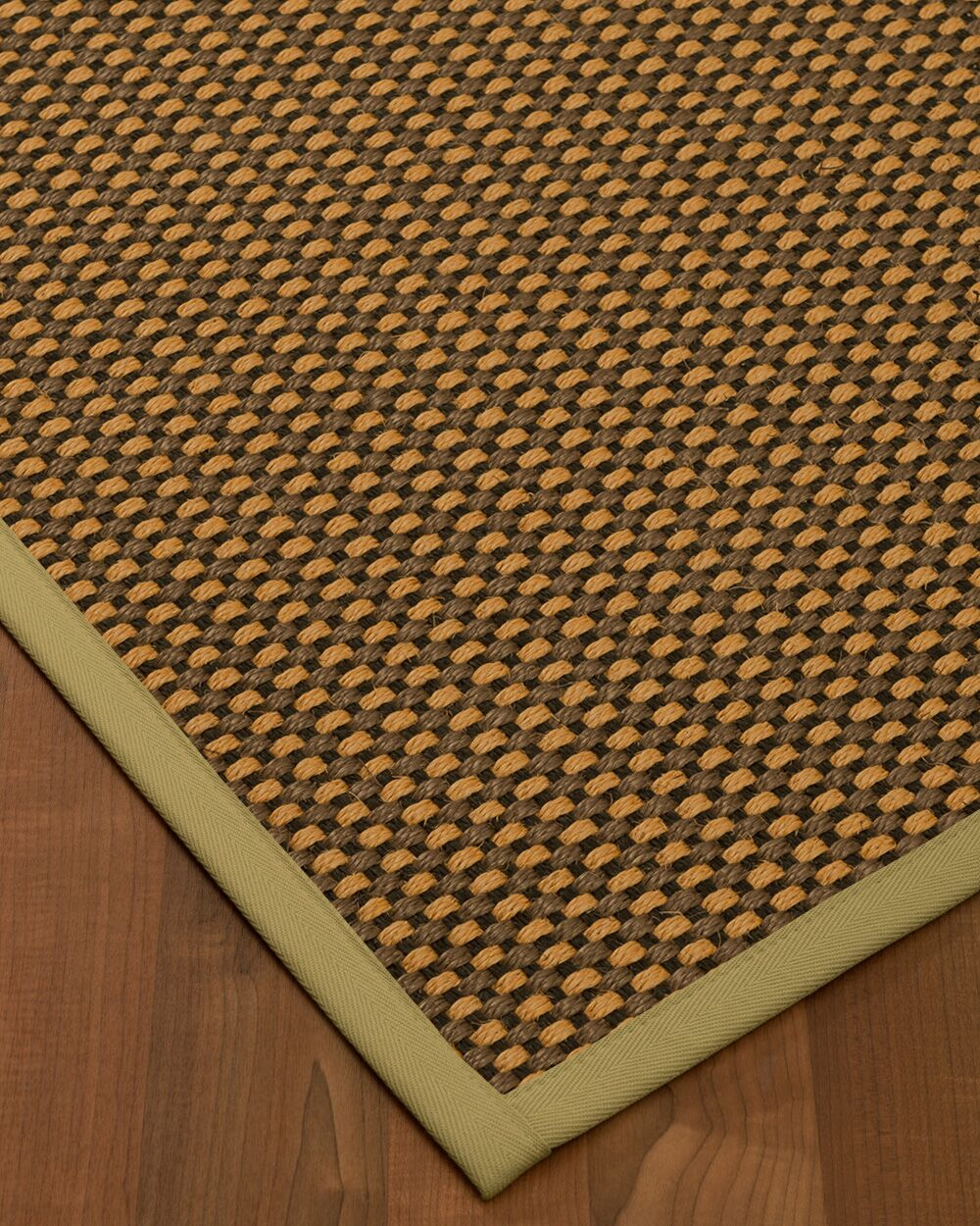 Kimbrel Hand-Woven Brown Area Rug Rug Size: Runner 2'5