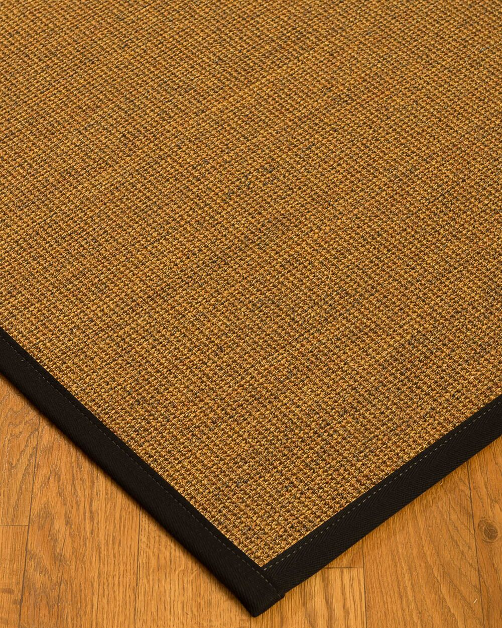 Halsted Hand-Woven Beige Area Rug Rug Size: Rectangle 4' x 6'
