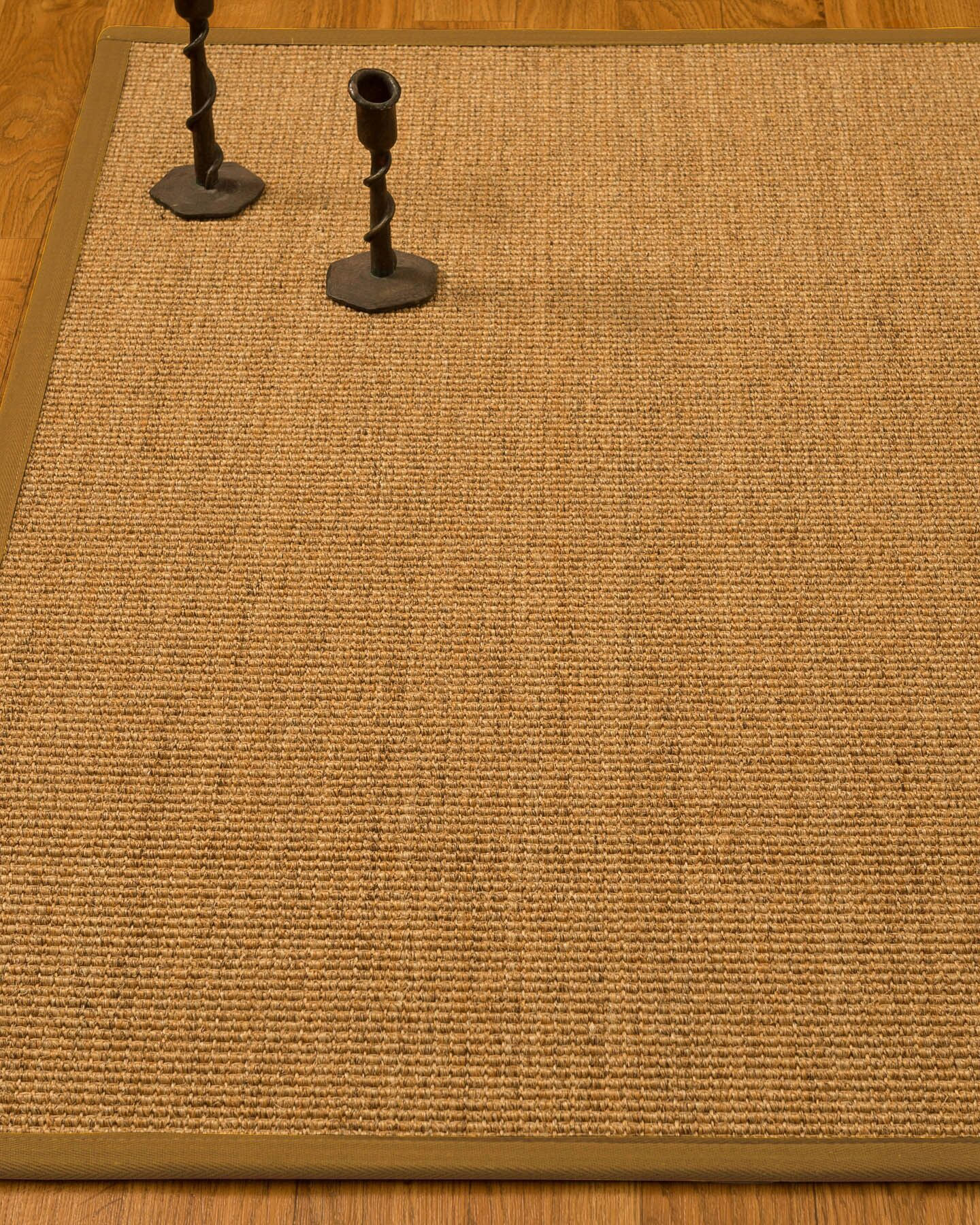 Escalante HandWoven Beige Area Rug Rug Size: Rectangle 4' x 6'