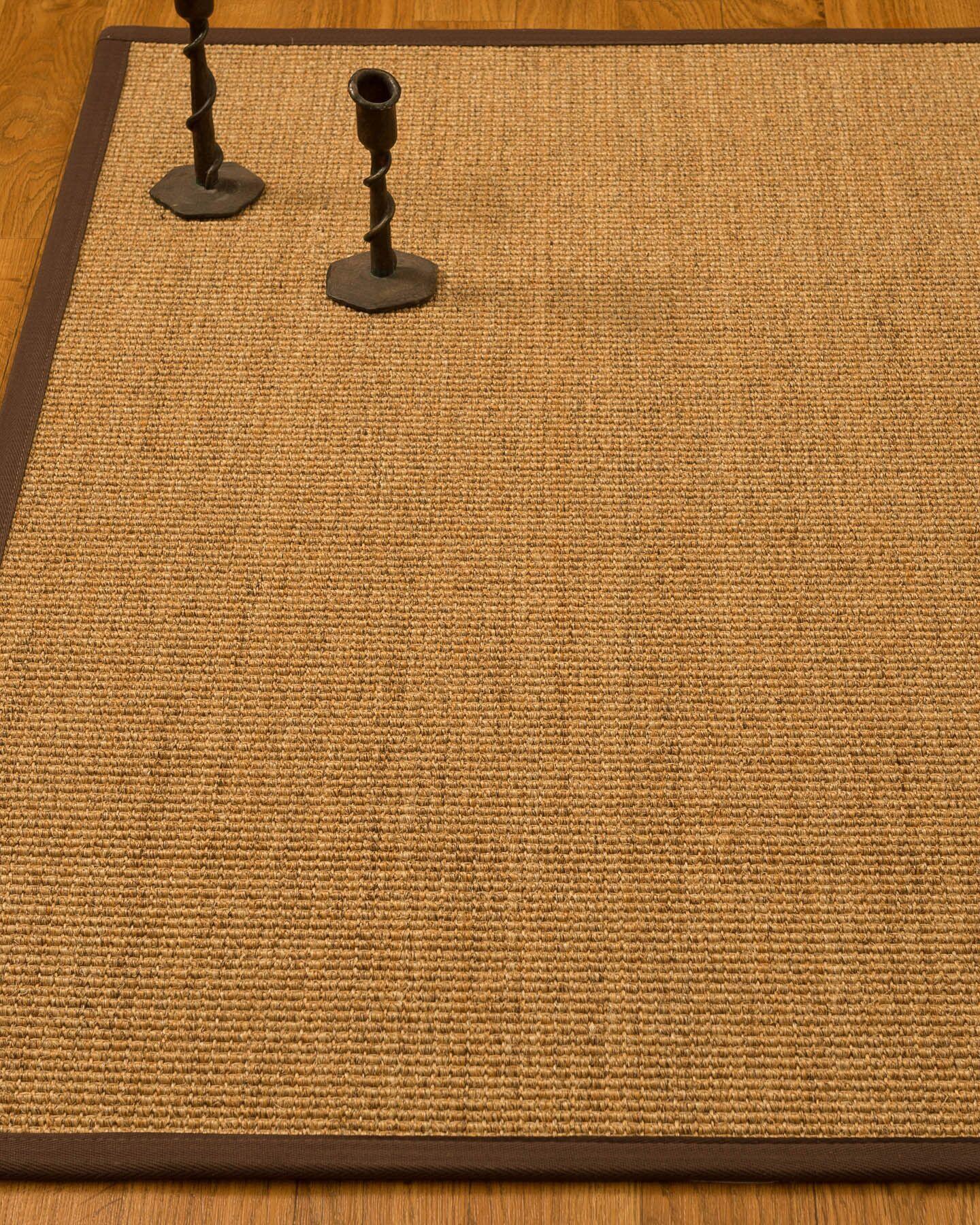 Escalante Handwoven Beige Area Rug Rug Size: Rectangle 8' x 10'