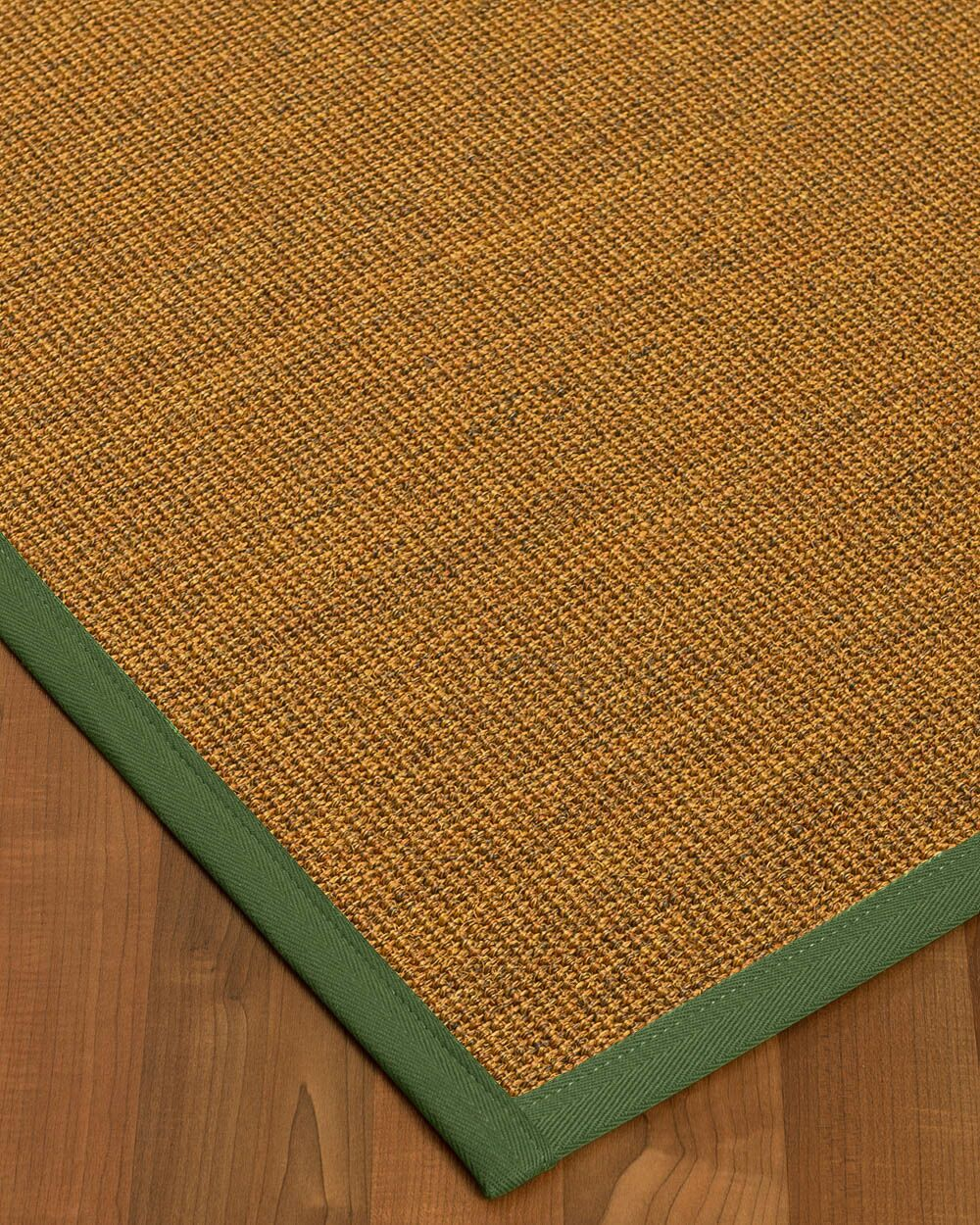 Halsted Hand-Woven Beige Area Rug Rug Size: Rectangle 8' x 10'