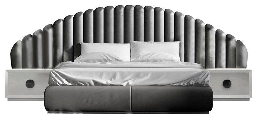 Berkley Panel 3 Piece Bedroom Set Size: King