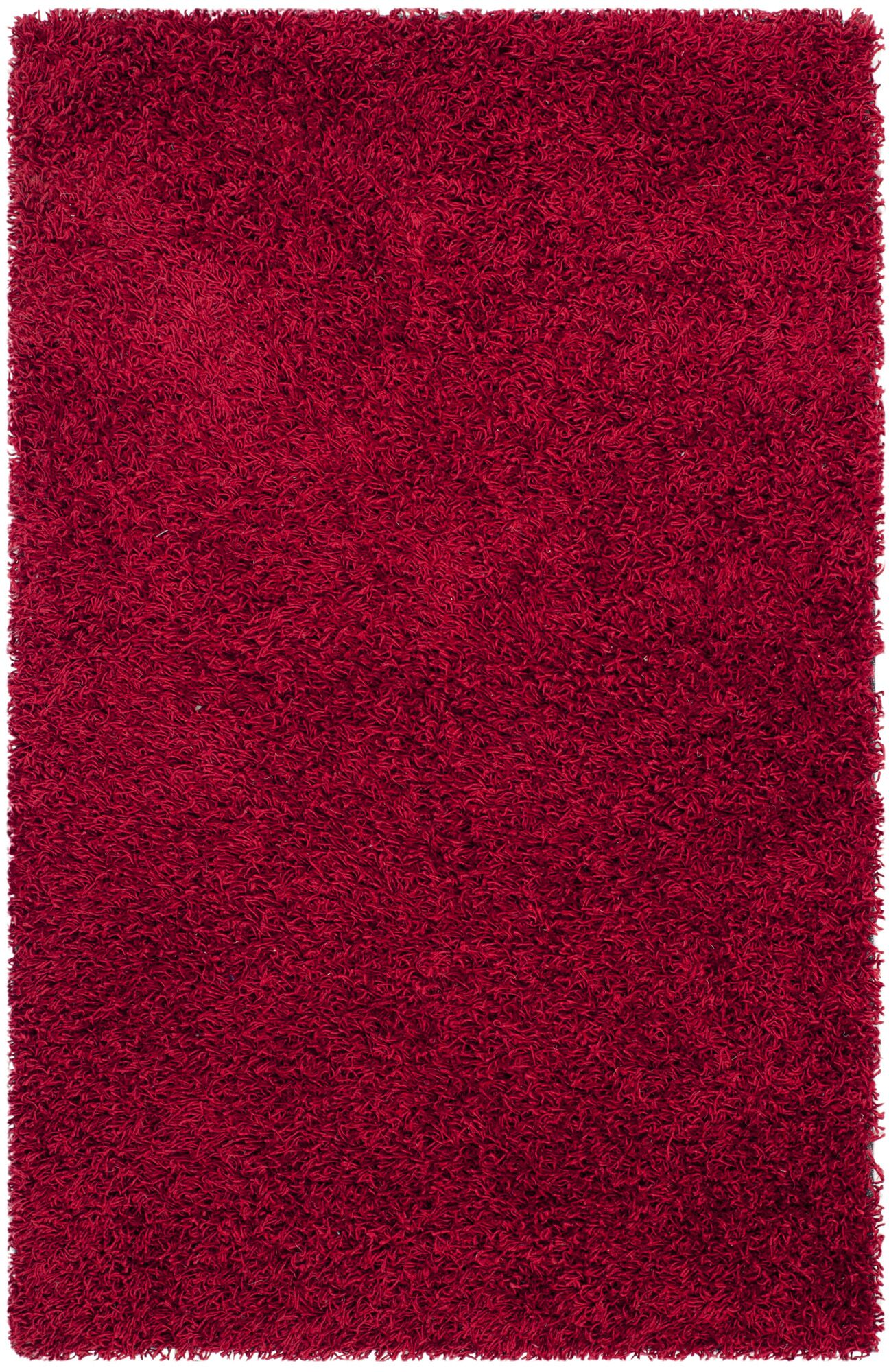 Starr Hill Red Area Rug Rug Size: Rectangle 5' x 8'