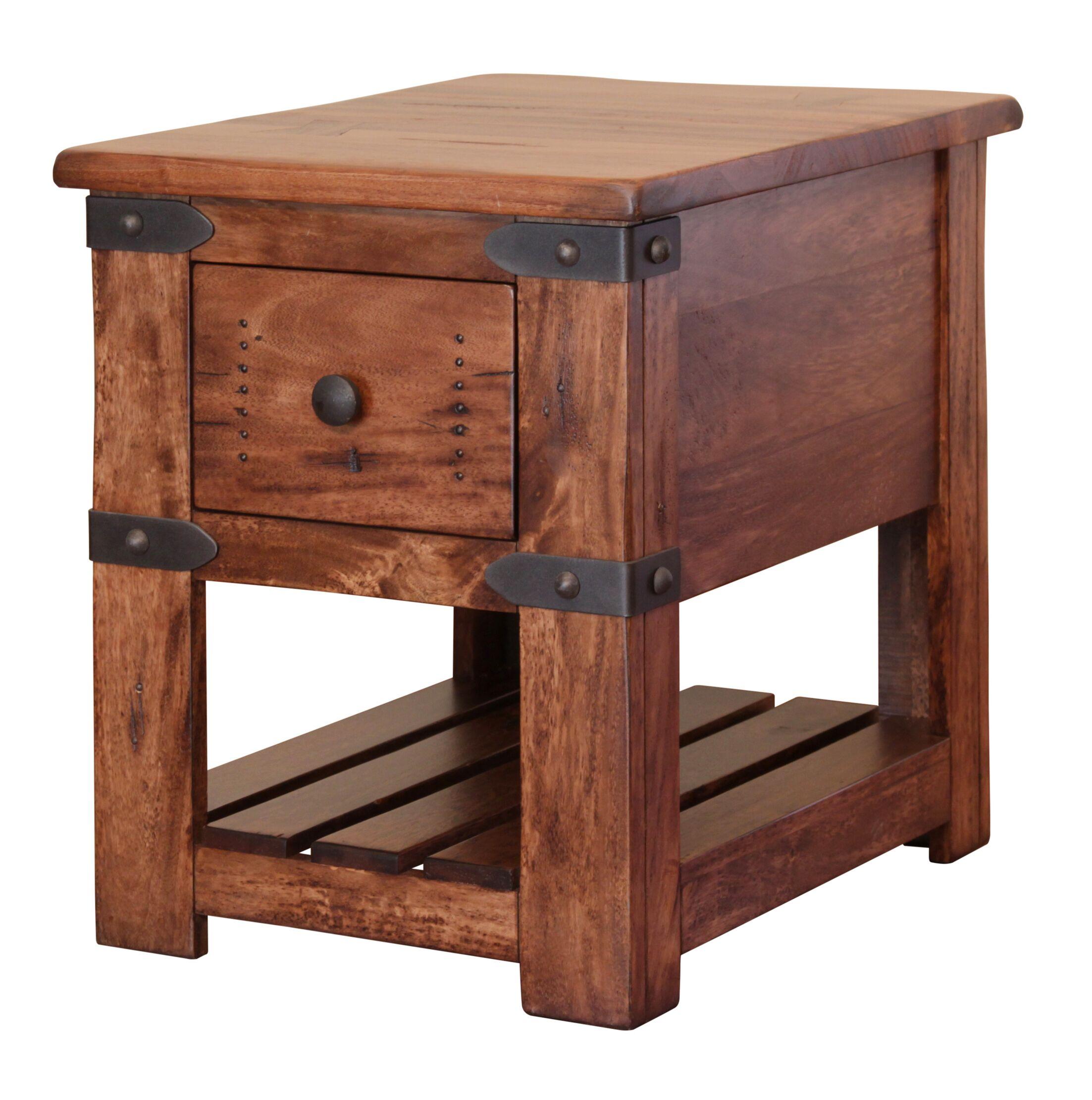 Rockaway 1 Drawer End Table