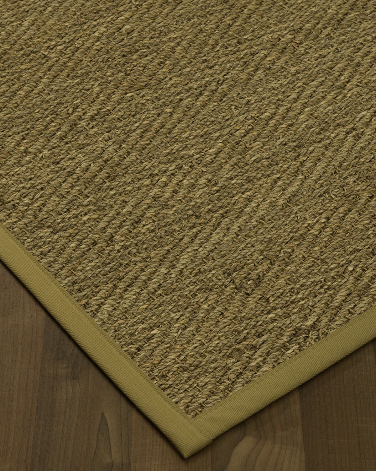 Chavarria Border Hand-Woven Beige/Sage Area Rug Rug Pad Included: No, Rug Size: Rectangle 3' x 5'