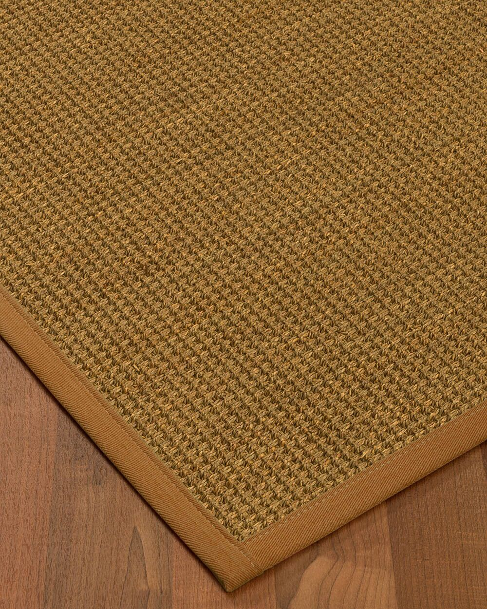 Chavez Border Hand-Woven Beige/Sienna Area Rug Rug Pad Included: No, Rug Size: Rectangle 3' x 5'