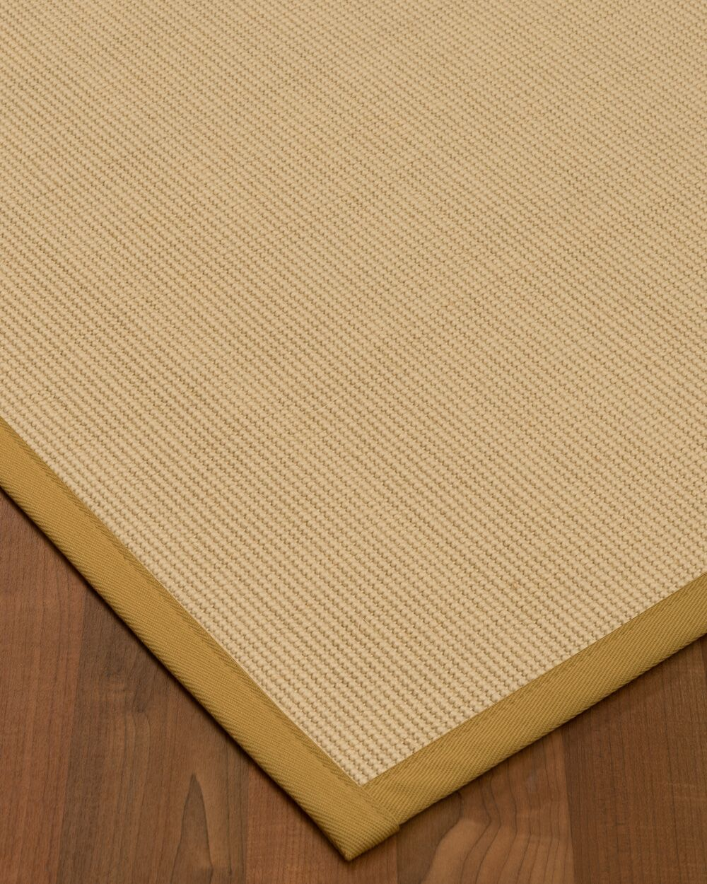 Vannatta Border Hand-Woven Wool Beige/Ivory Area Rug Rug Size: Rectangle 12' x 15', Rug Pad Included: Yes
