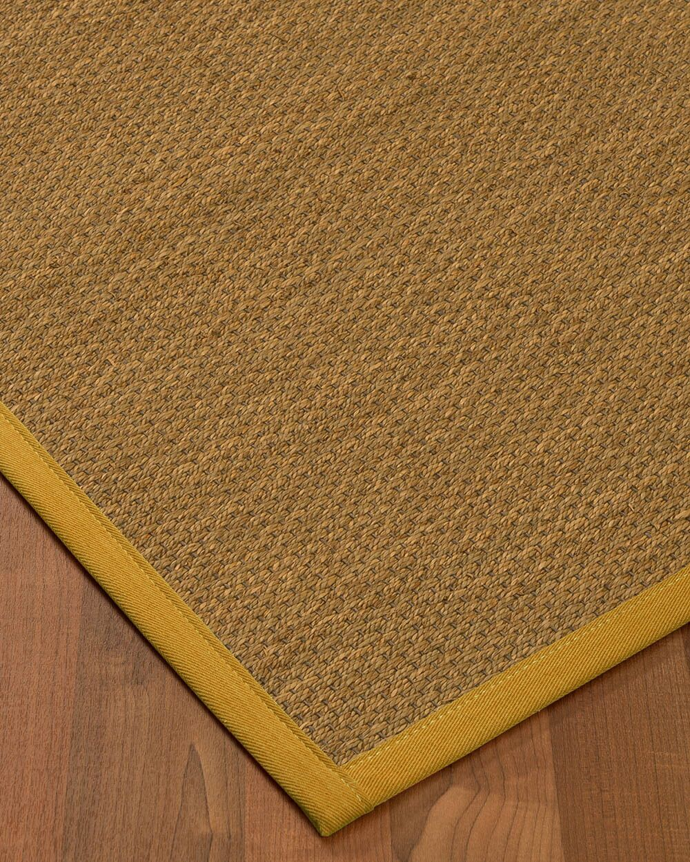 Chavis Border Hand-Woven Beige/Tan Area Rug Rug Size: Rectangle 6' x 9', Rug Pad Included: Yes