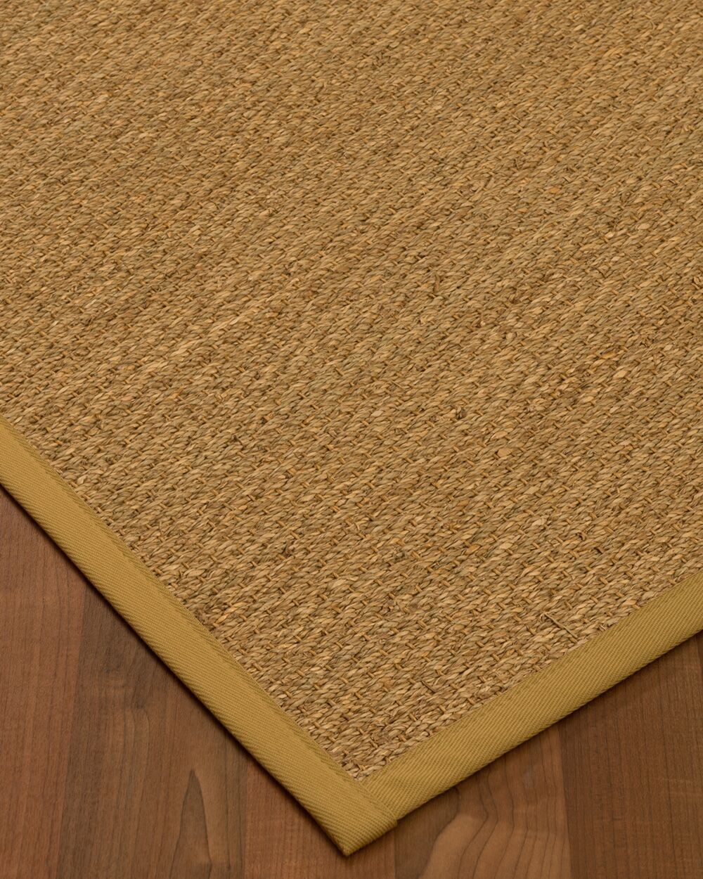 Anya Border Hand-Woven Beige/Sage Area Rug Rug Size: Rectangle 6' x 9', Rug Pad Included: Yes