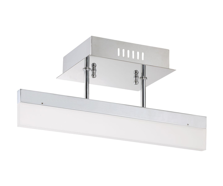 Hinnenkamp 1-Light LED Semi Flush Mount