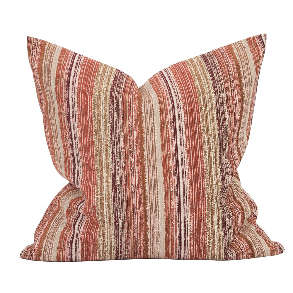 Heffington Throw Pillow Size: 24