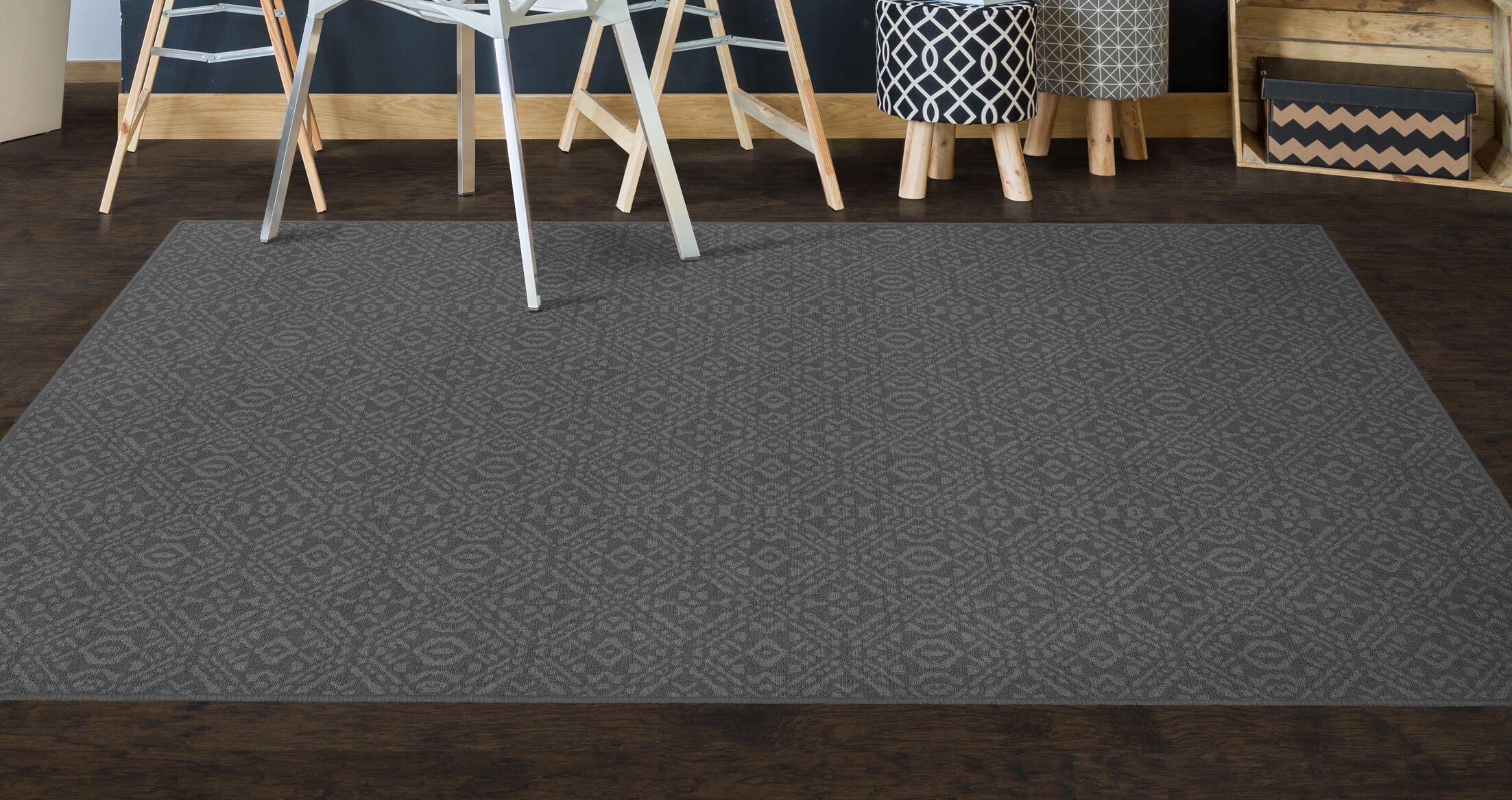 Cragin Gray Area Rug Rug Size: Rectangle 5' x 8'