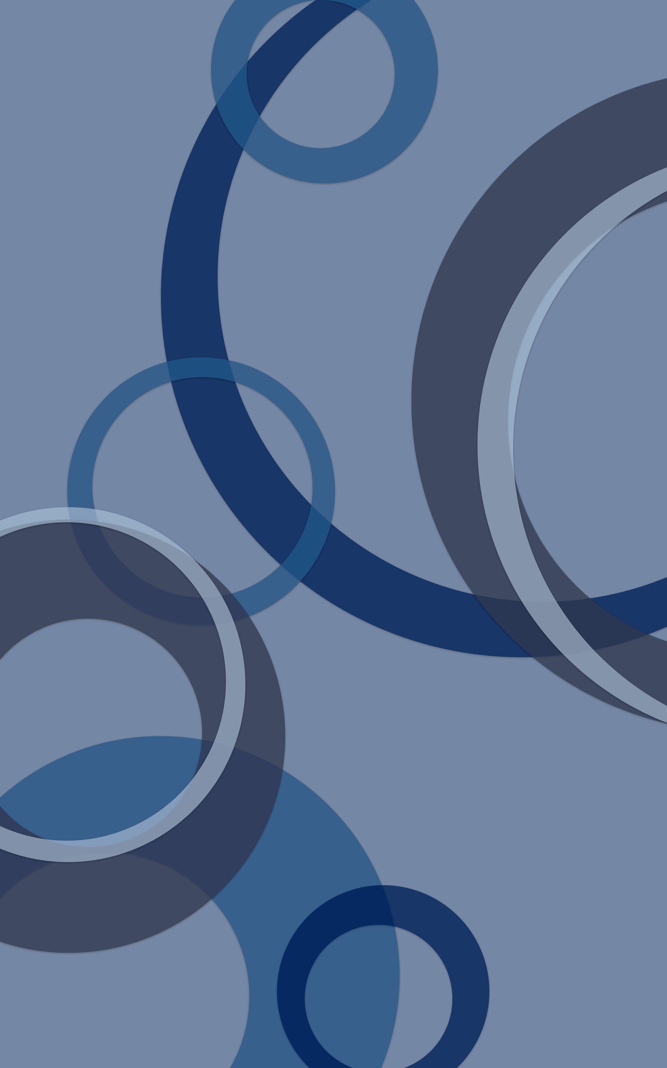 Jakarta Contemporary Geometric Blue Area Rug Rug Size: Rectangle 7'6