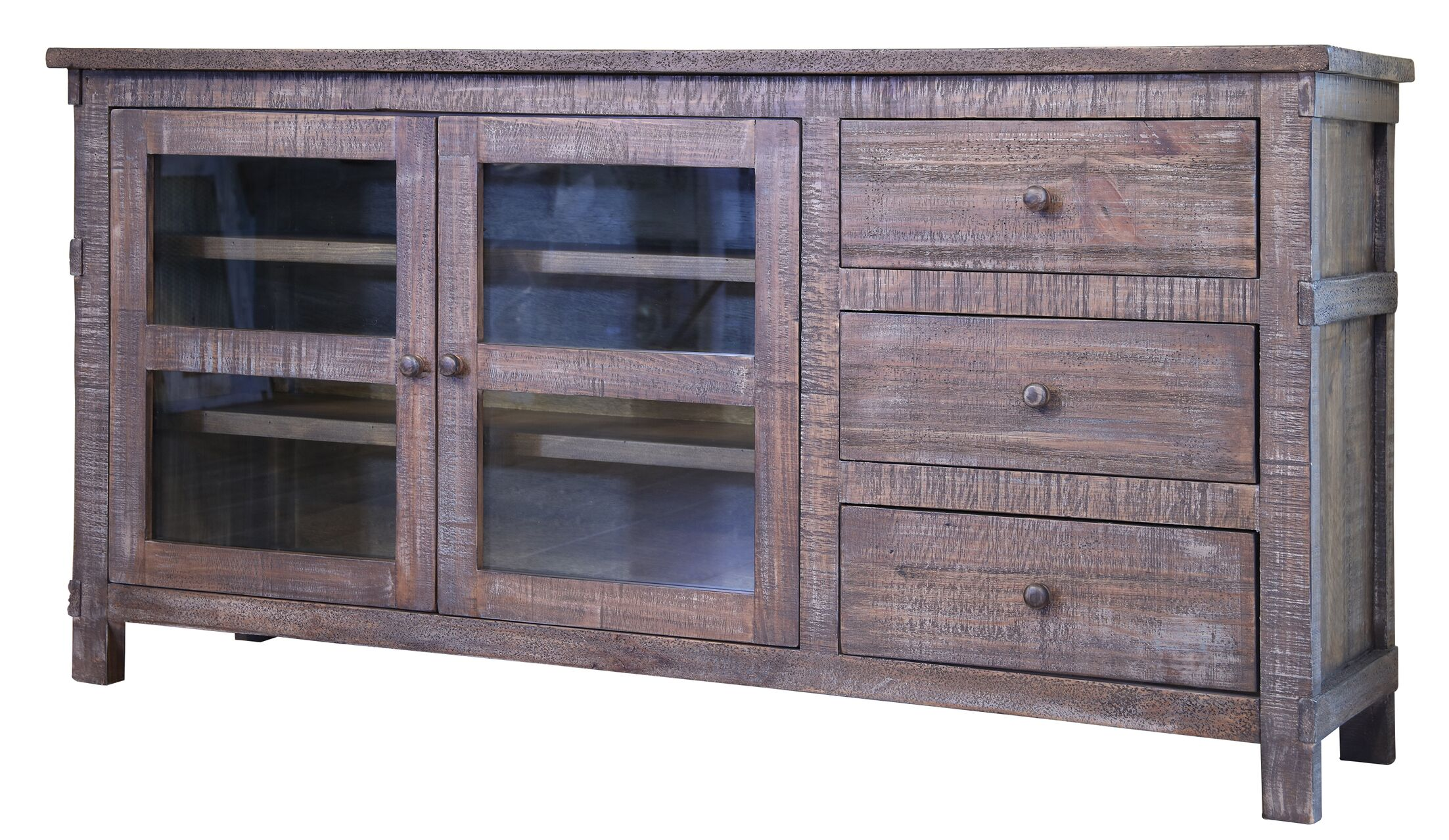 San Angelo TV Stand Width of TV Stand: 70