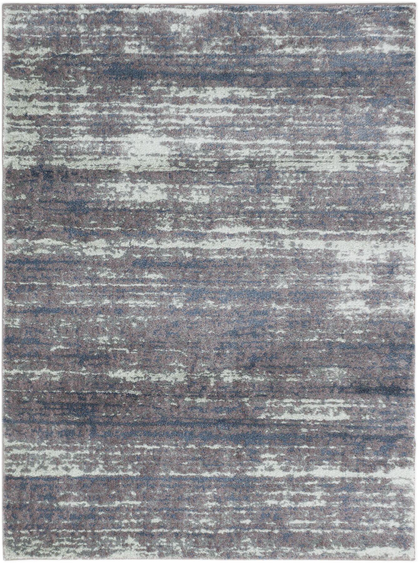 Gentner Dark Gray Area Rug