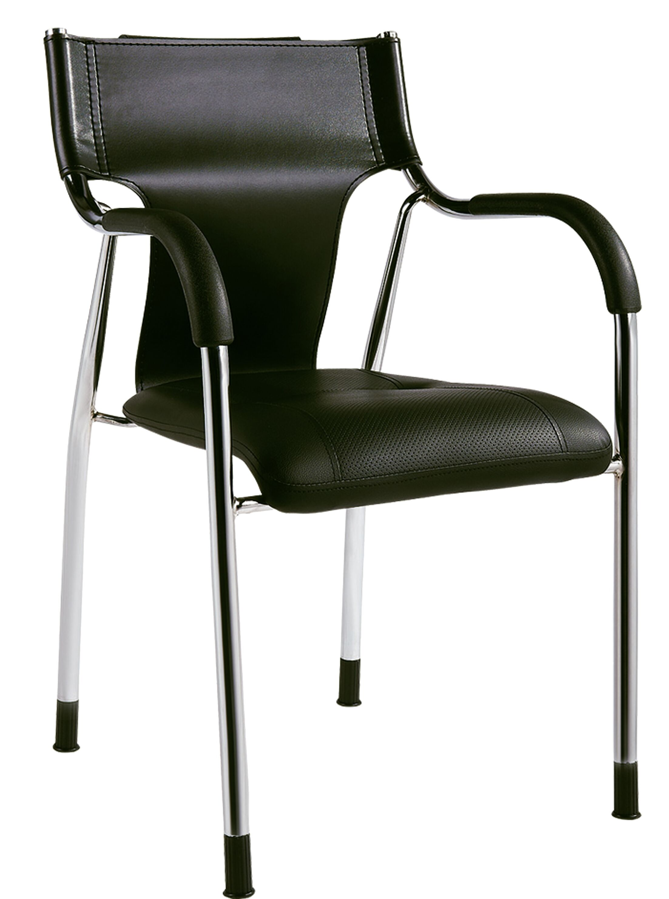 Hudspeth Padded Stackable Guest Chair