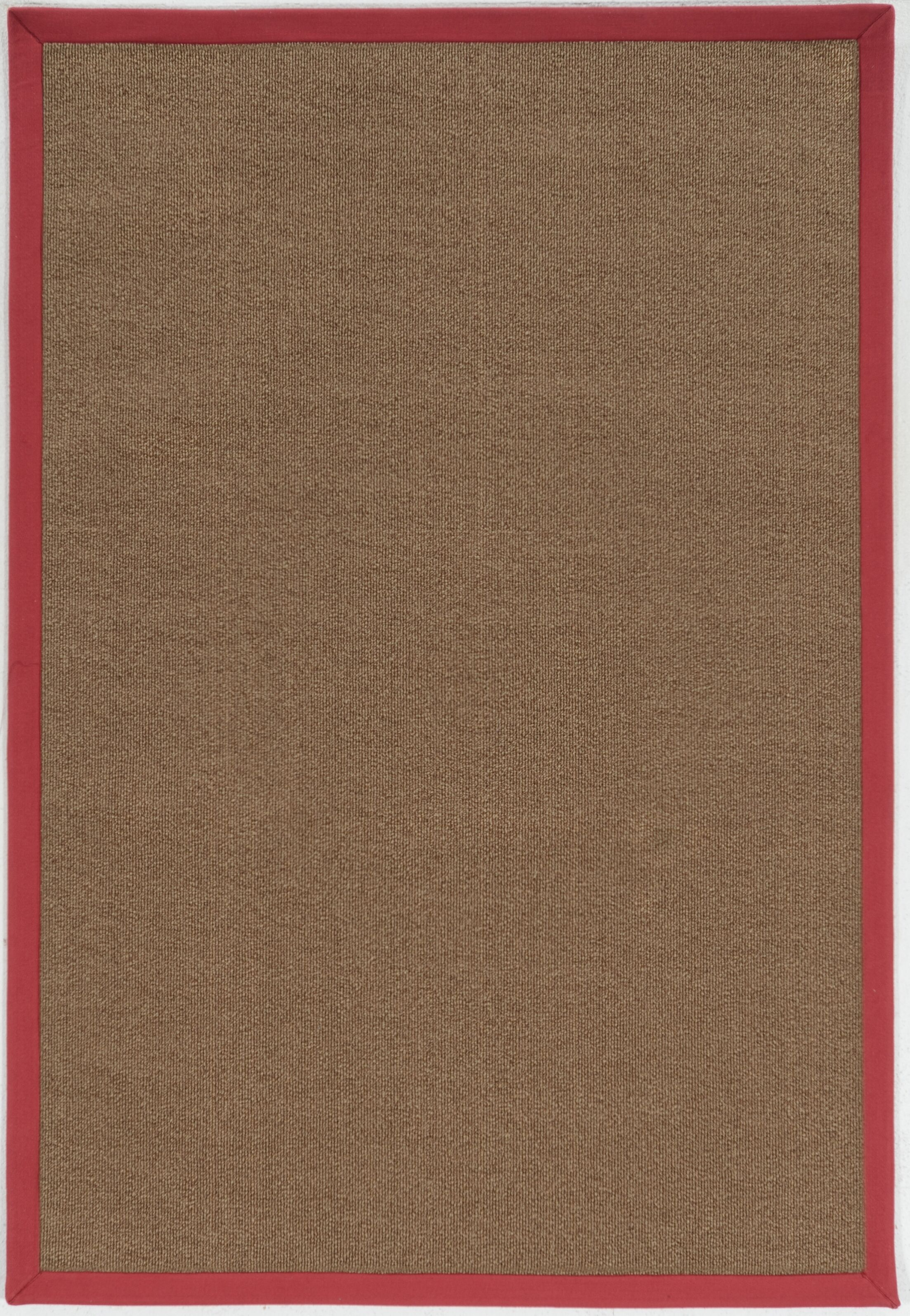 Christiano Brown Area Rug Rug Size: Rectangle 9' x 12'