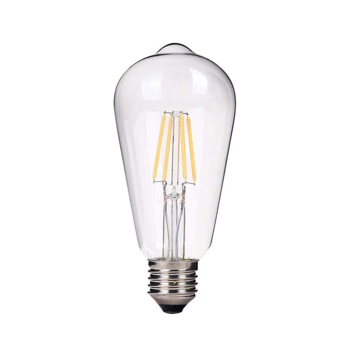 E26 Medium LED Vintage Filament Light Bulb