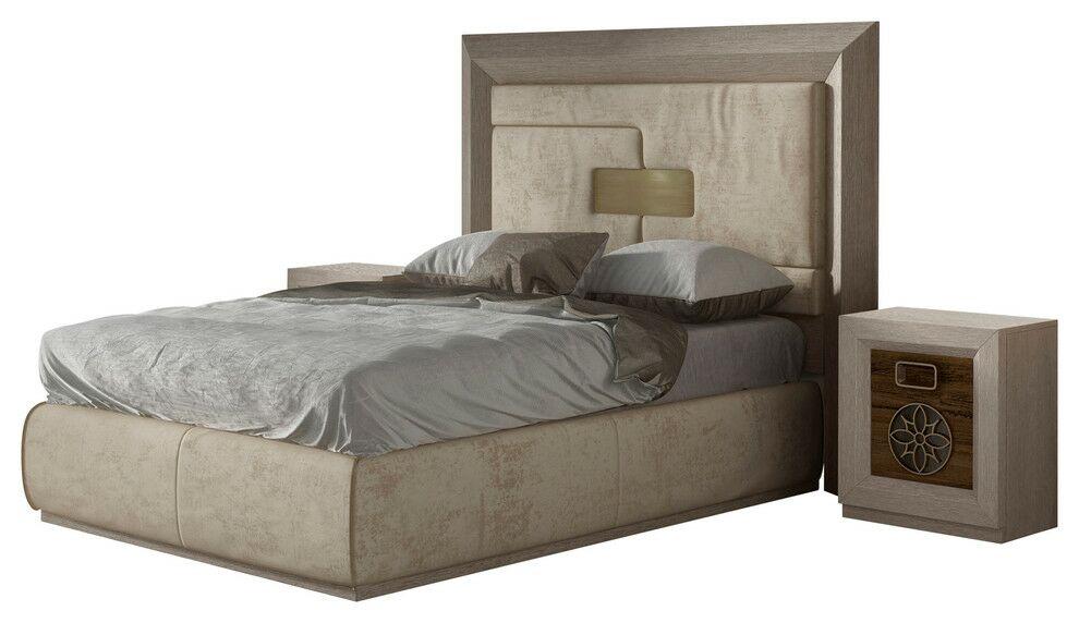 Berkley Panel 4 Piece Bedroom Set Size: King