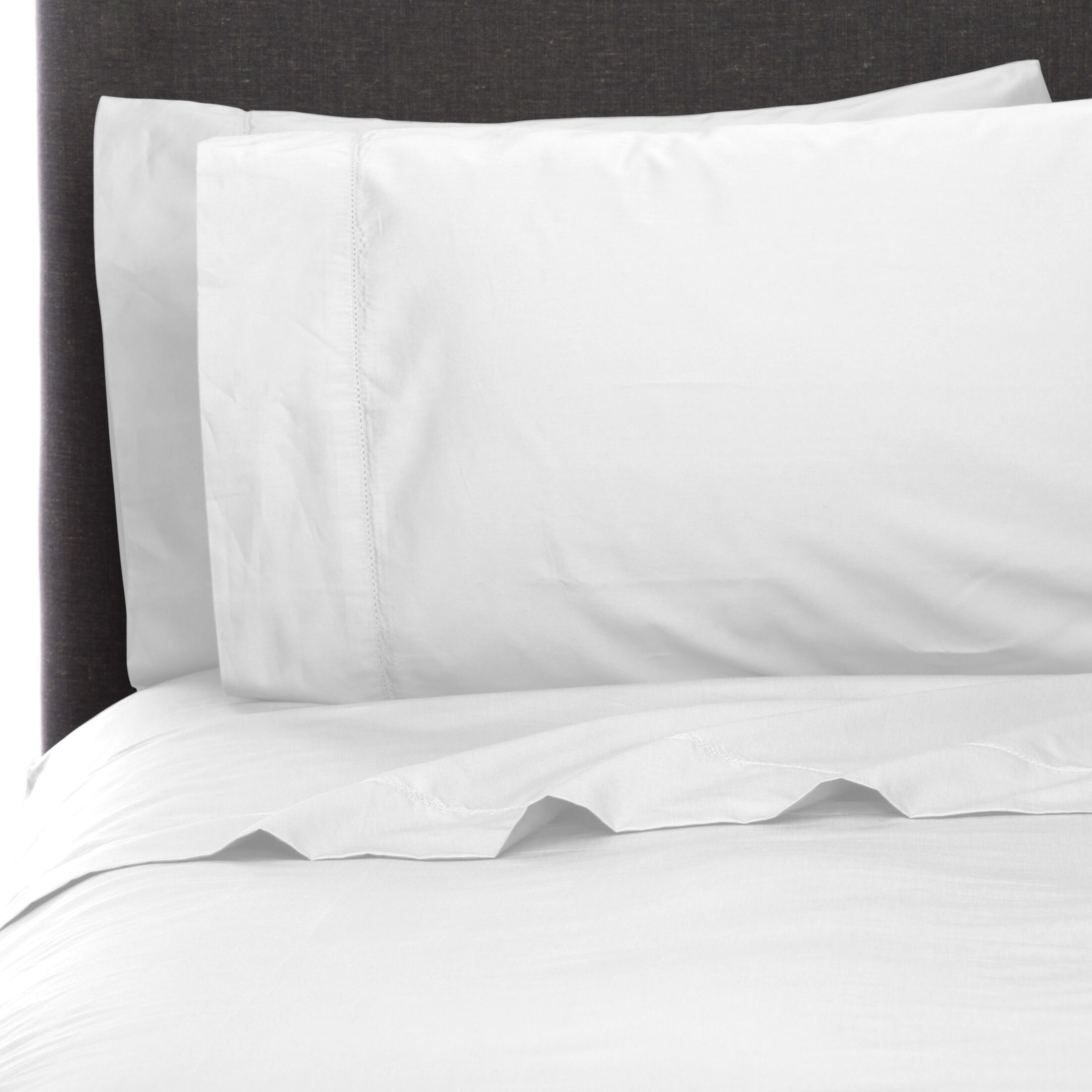 Taj Open 600 Thread Count Fitted Sheet Size: Full
