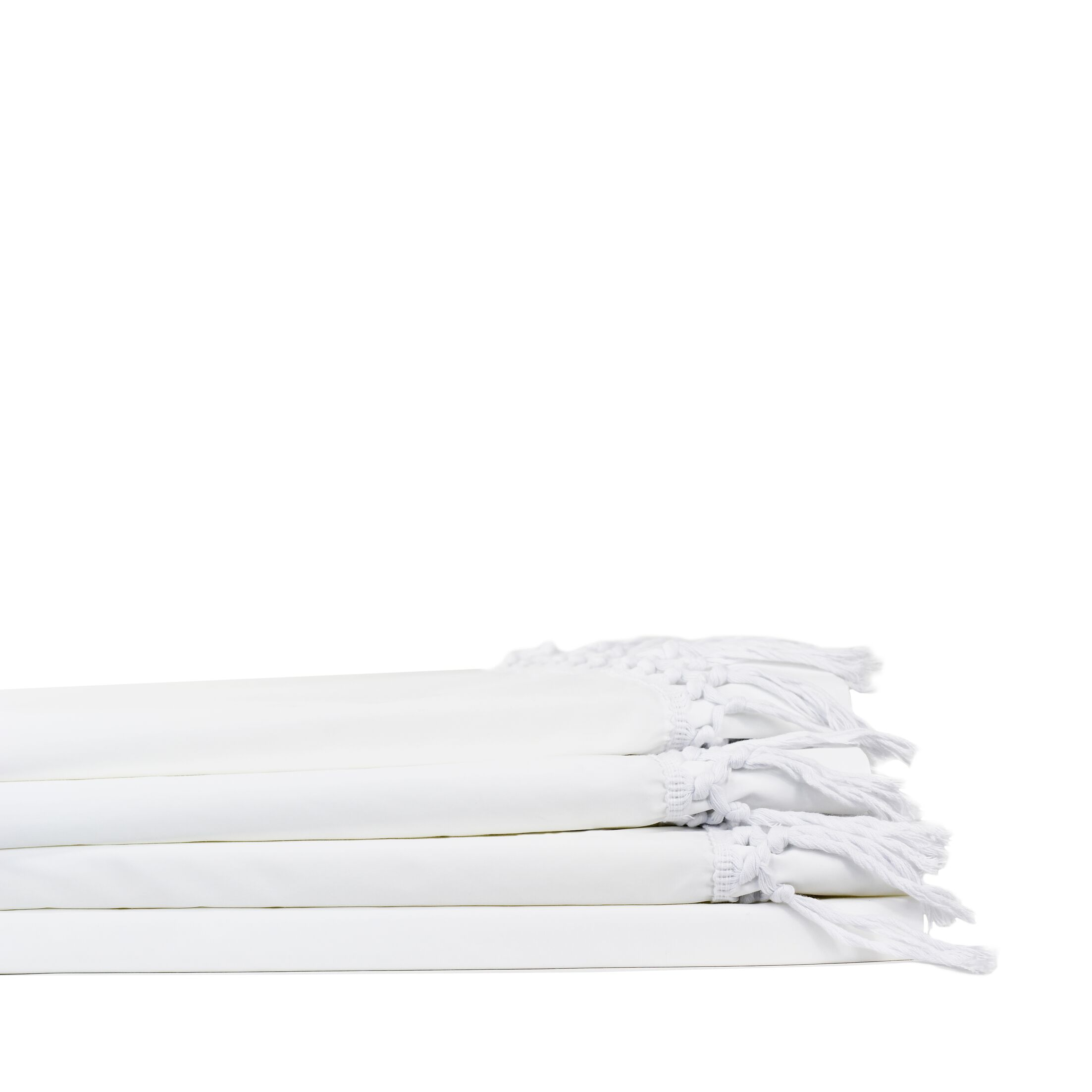 Overholt 300 Thread Count Percale Sheet Set Size: Twin