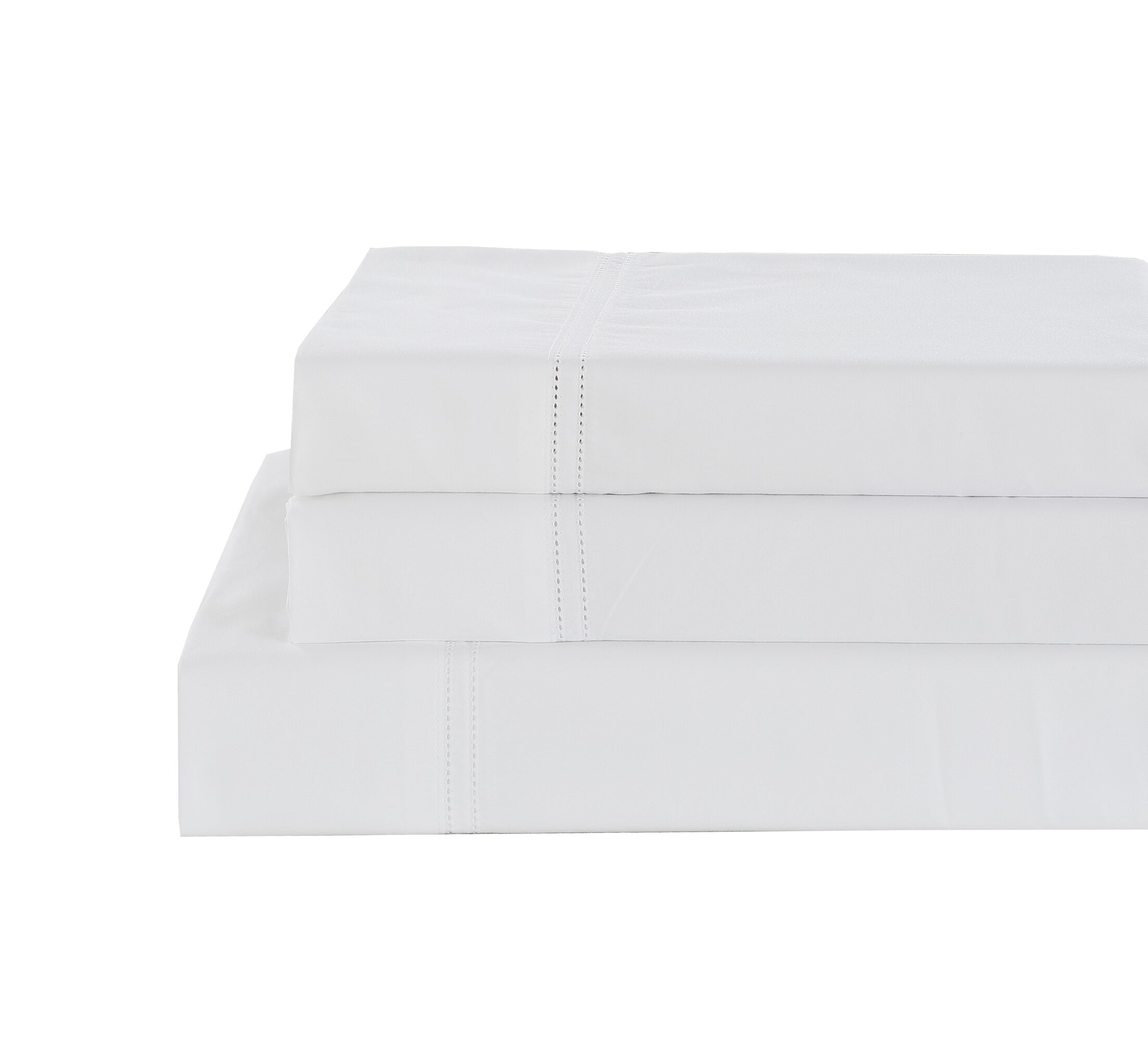 Villalobos Double Hem 1200 Thread Count Sheet Set Size: Full