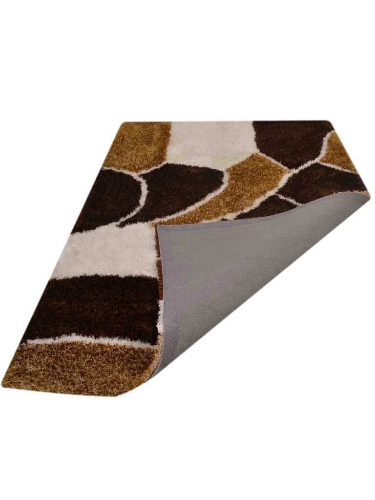 Ry Hand-Woven Brown/White Indoor/Outdoor Area Rug Rug Size: Rectangle5' x 8'