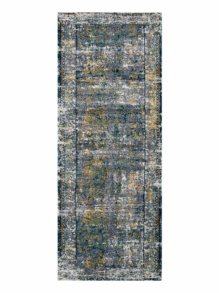 Claverton Silver/Gray Area Rug Rug Size: Rectangle 9' x 12'
