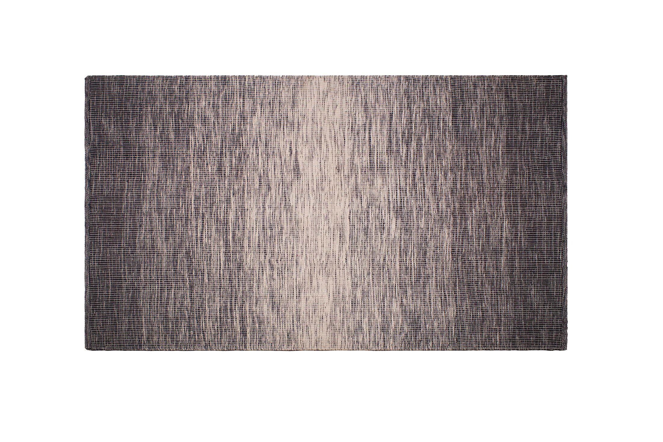 Mcgrew Hand-Woven Gray Indoor/Outdoor Area Rug Rug Size: Rectangle 6' x 9'